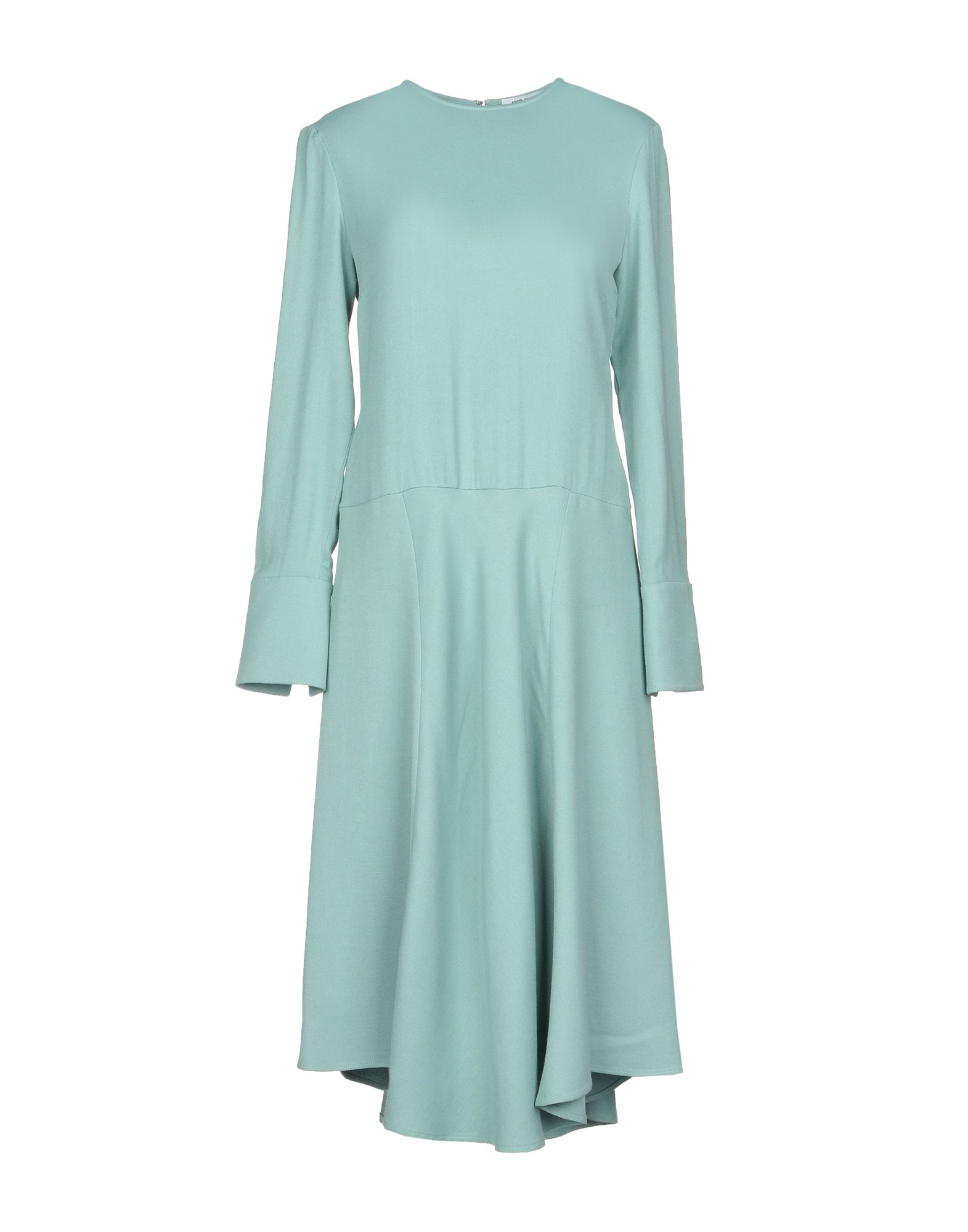 ANGEL SCHLESSER Платье до колена