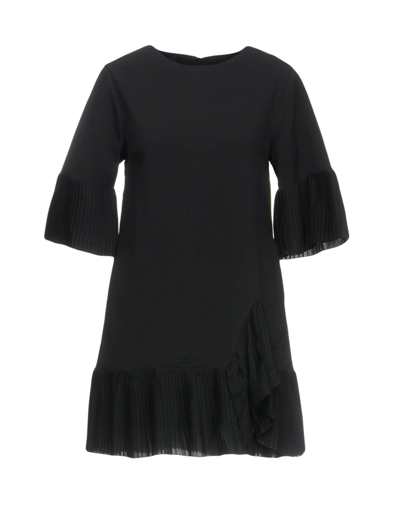 где купить ENGLISH FACTORY Короткое платье по лучшей цене