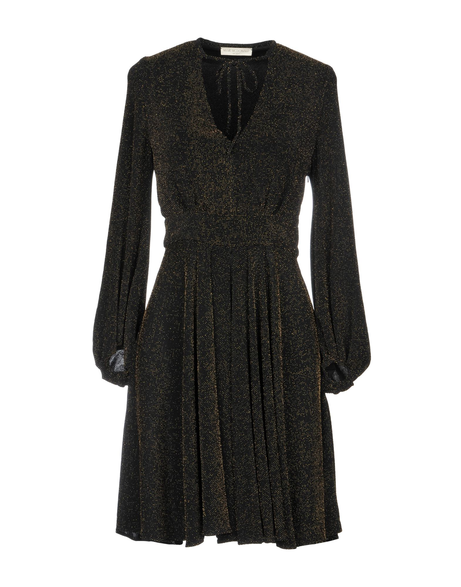 MAIRI MCDONALD Короткое платье mairi mackenzie isms understanding fashion