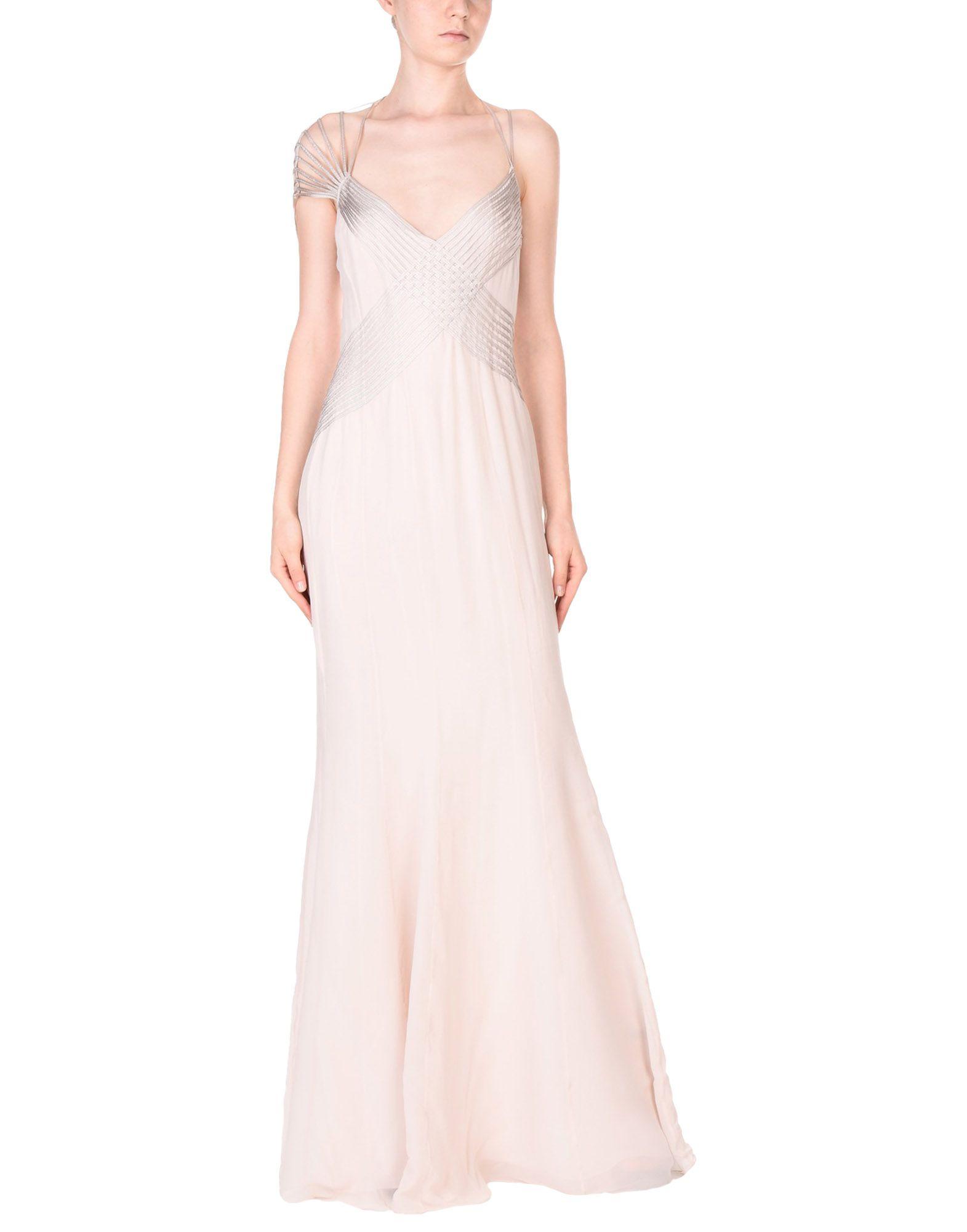 все цены на AMANDA WAKELEY Длинное платье