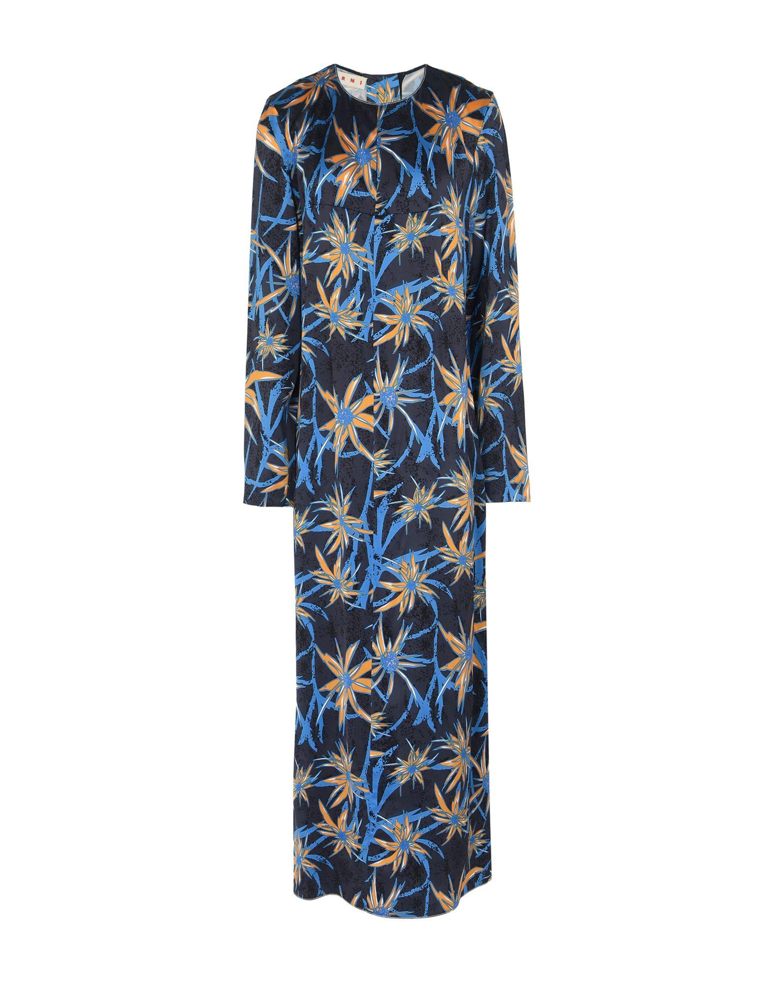 MARNI Длинное платье julia jentzsch длинное платье