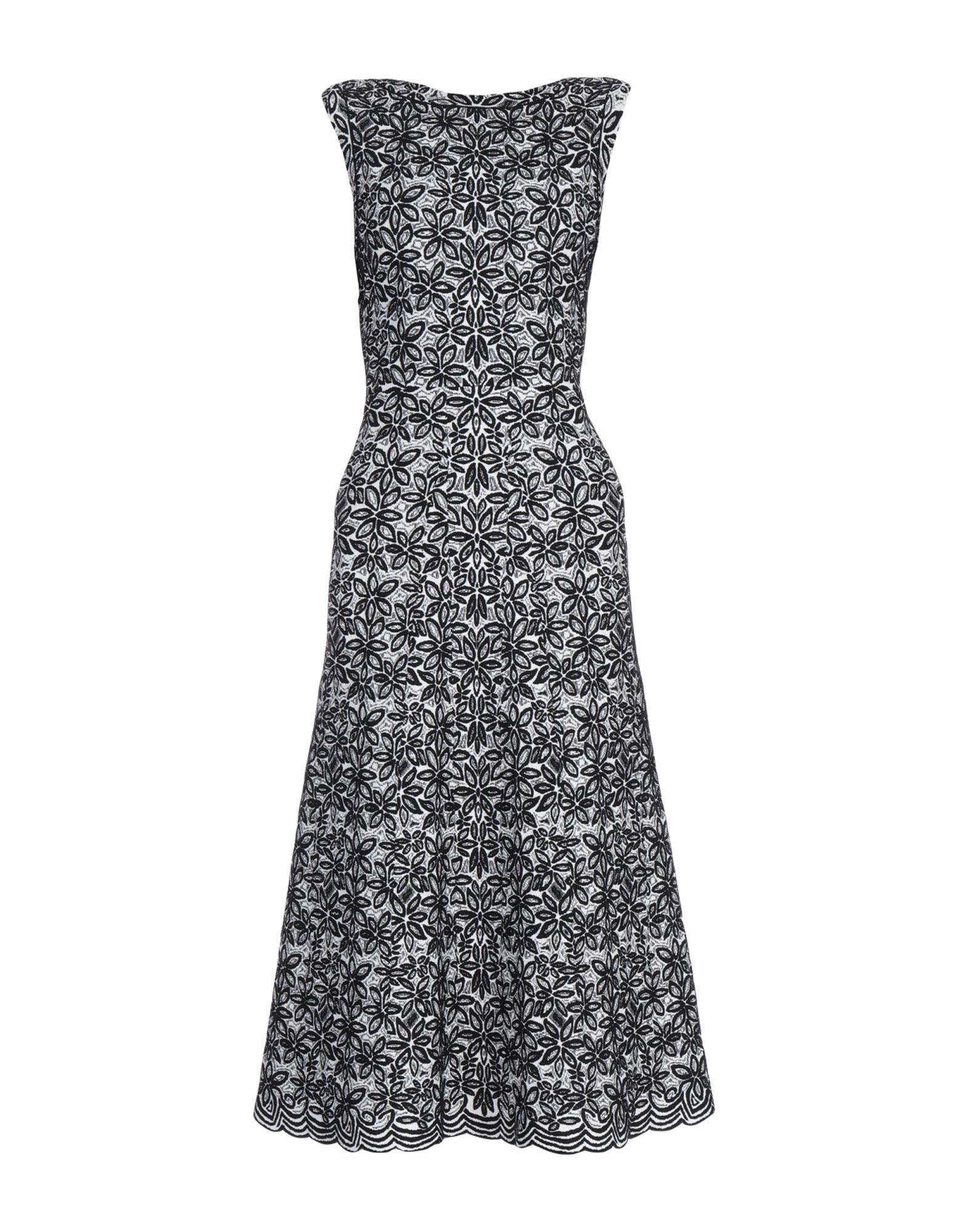 ALAÏA Платье длиной 3/4 alaïa легинсы