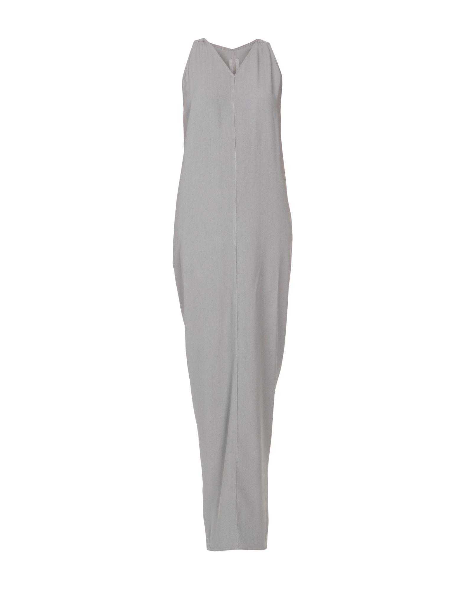 RICK OWENS Длинное платье 120% длинное платье
