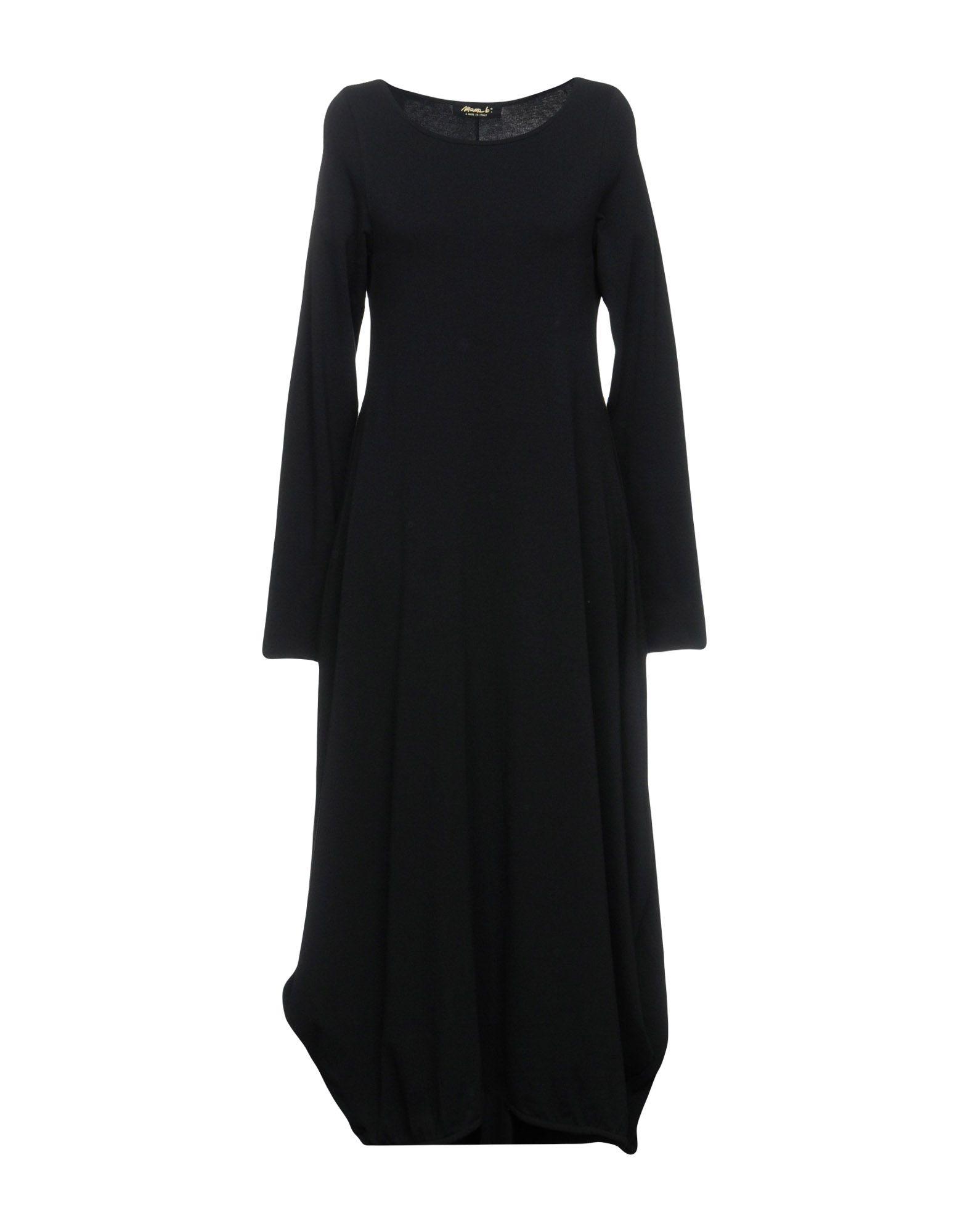 MAMA B. Платье длиной 3/4 брюки tutta mama брюки