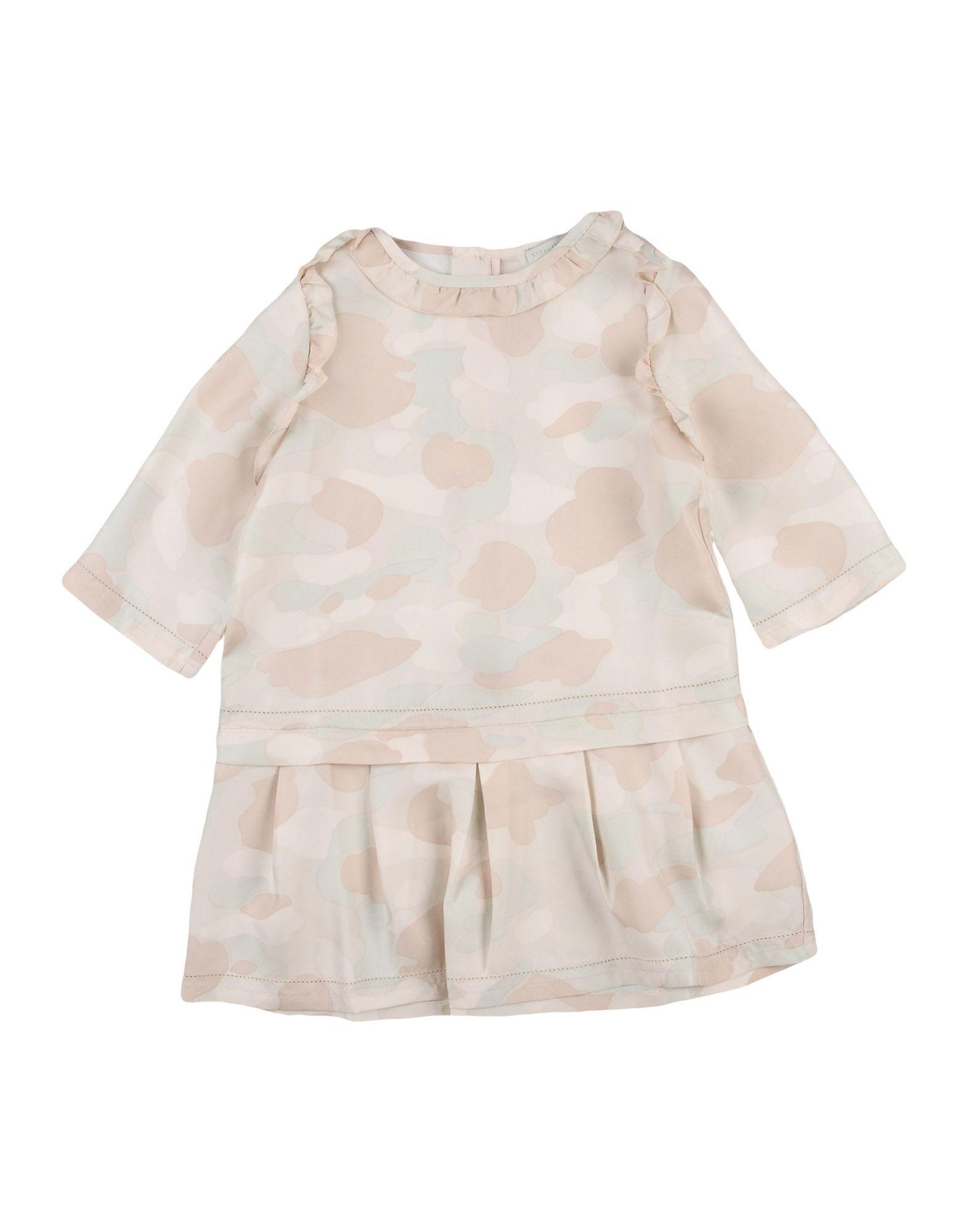 《セール開催中》STELLA McCARTNEY KIDS ガールズ 3-8 歳 ワンピース&ドレス ライトピンク 4 シルク 100%