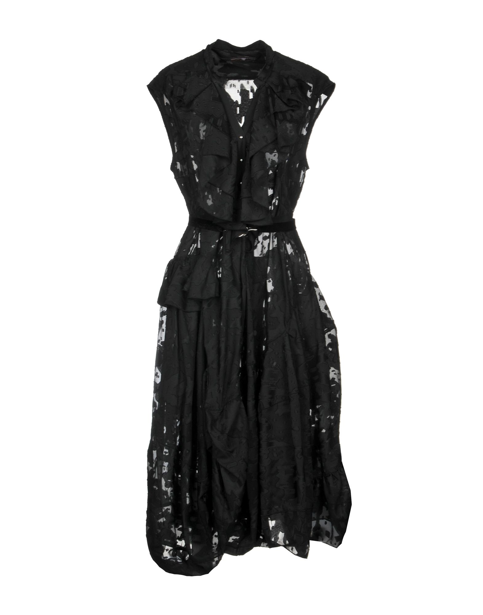 HIGH TECH Платье до колена high платье до колена