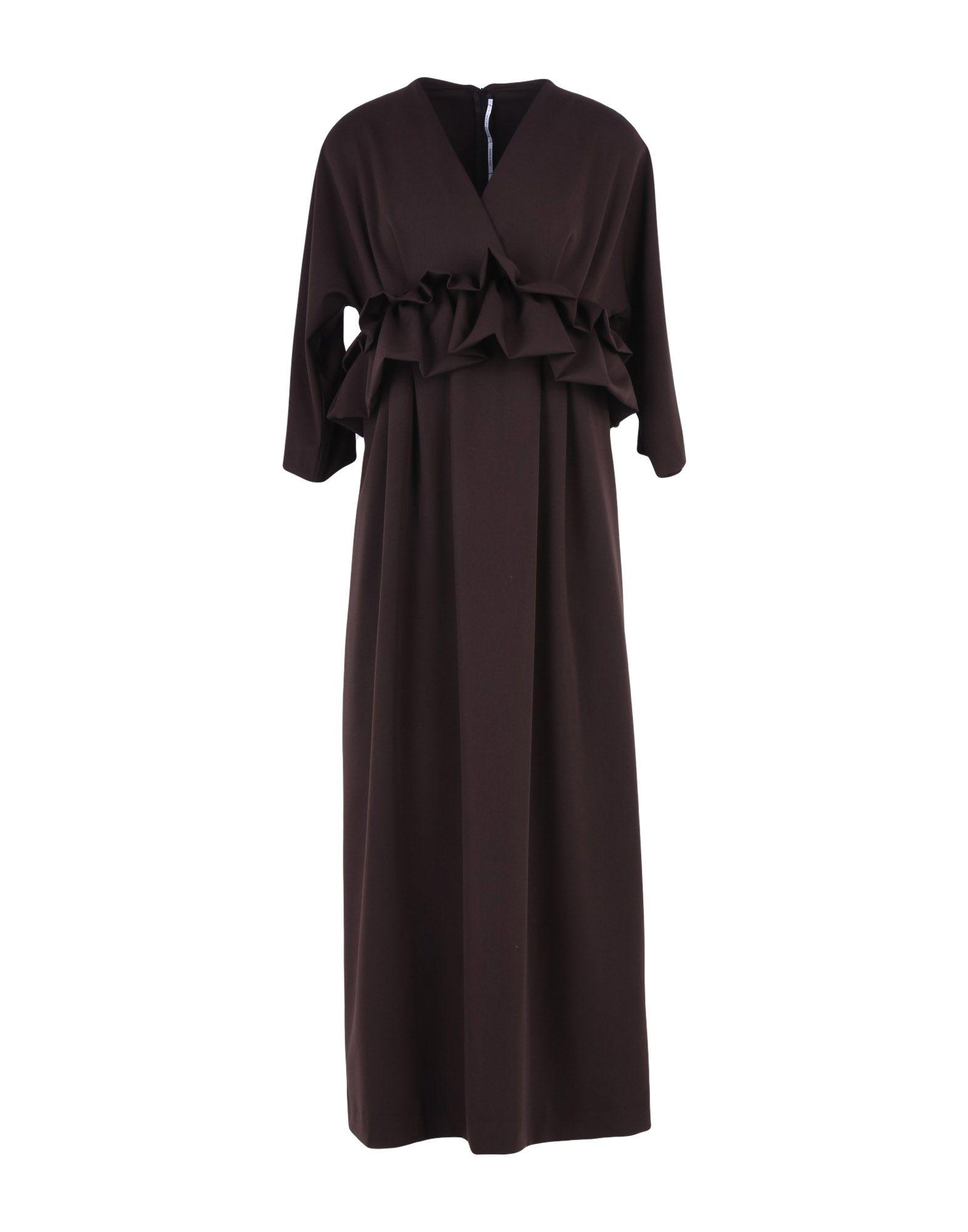 MAISON LAVINIATURRA Платье длиной 3/4 цена 2017