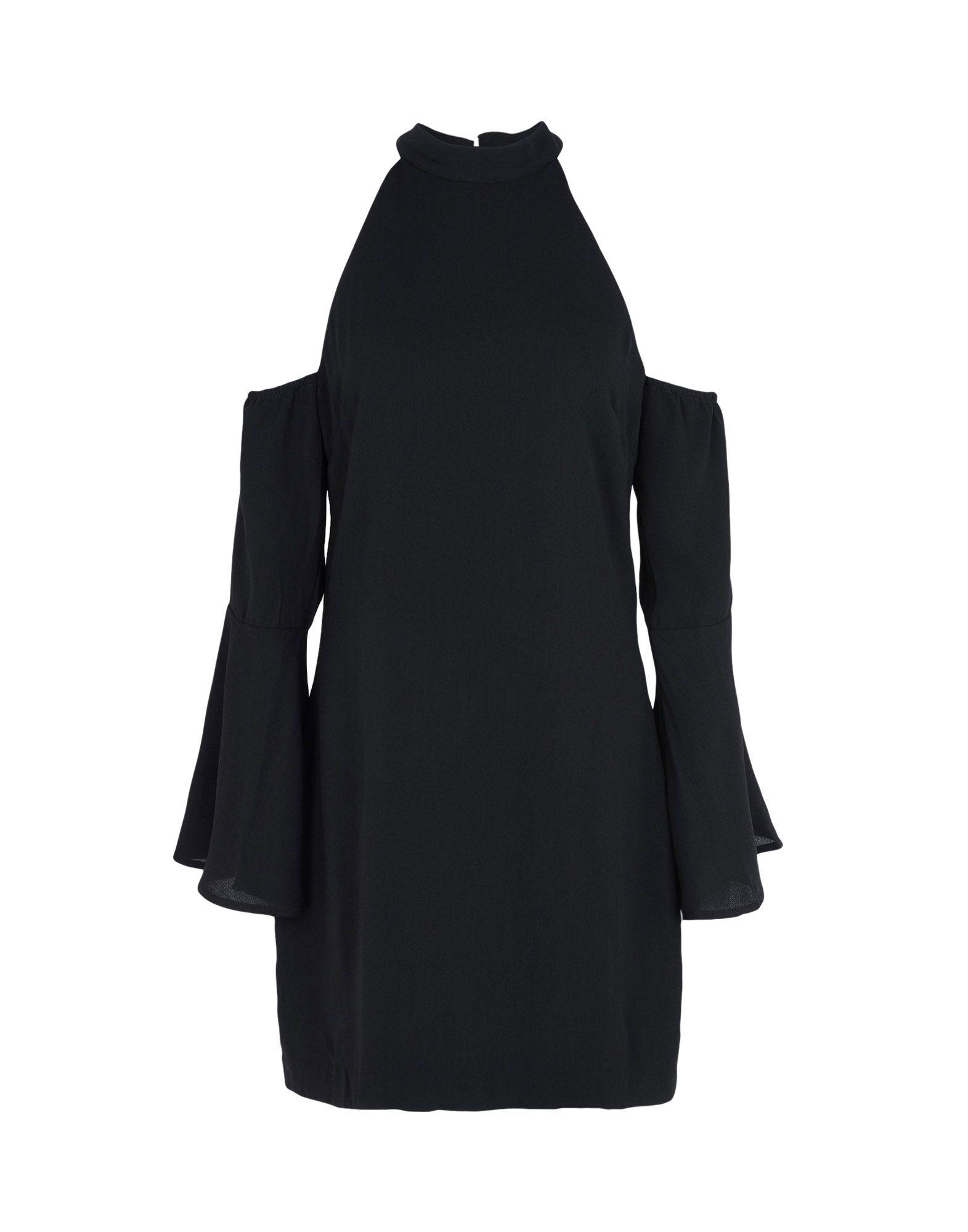 WYLDR Short Dress in Black