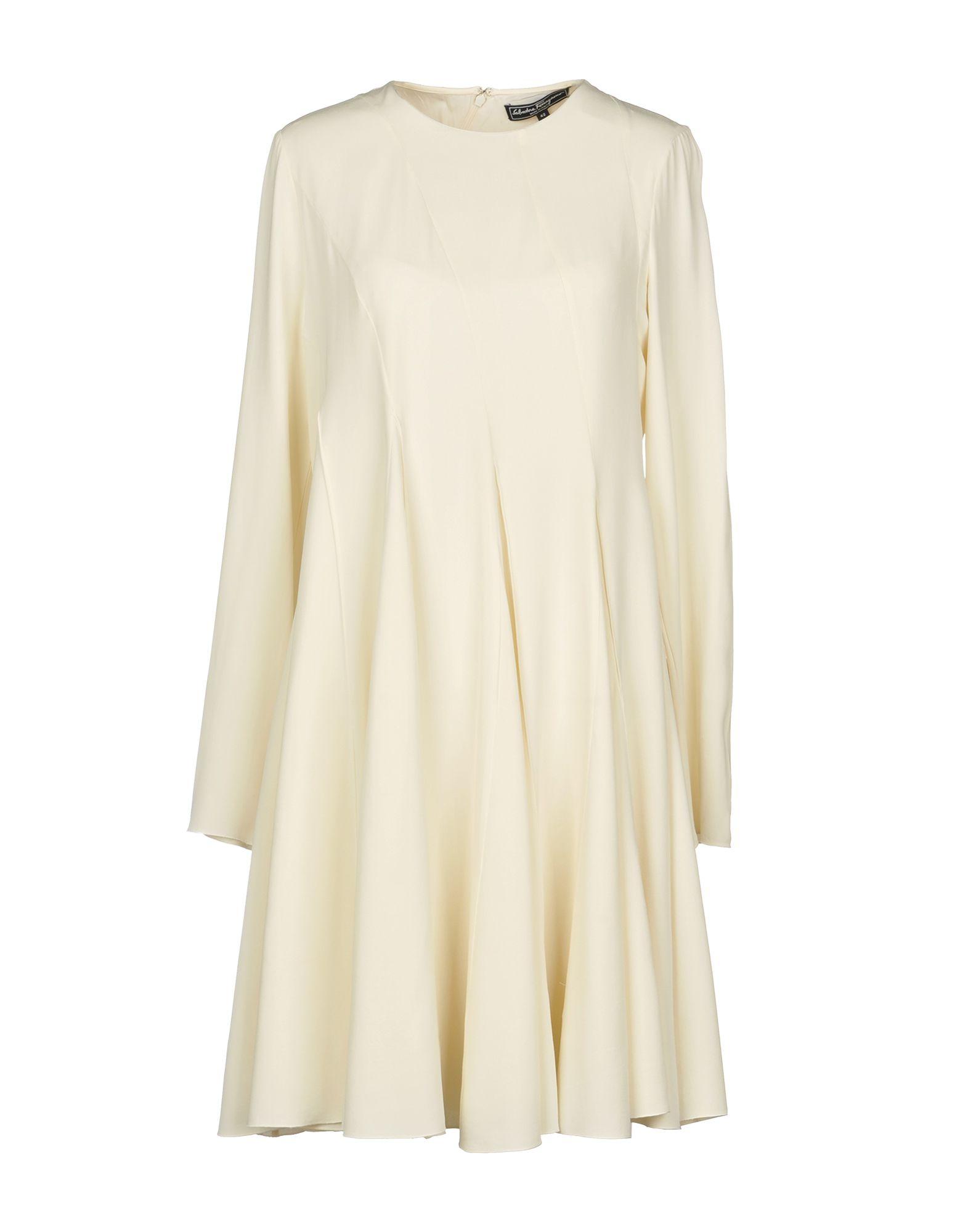 где купить SALVATORE FERRAGAMO Короткое платье по лучшей цене