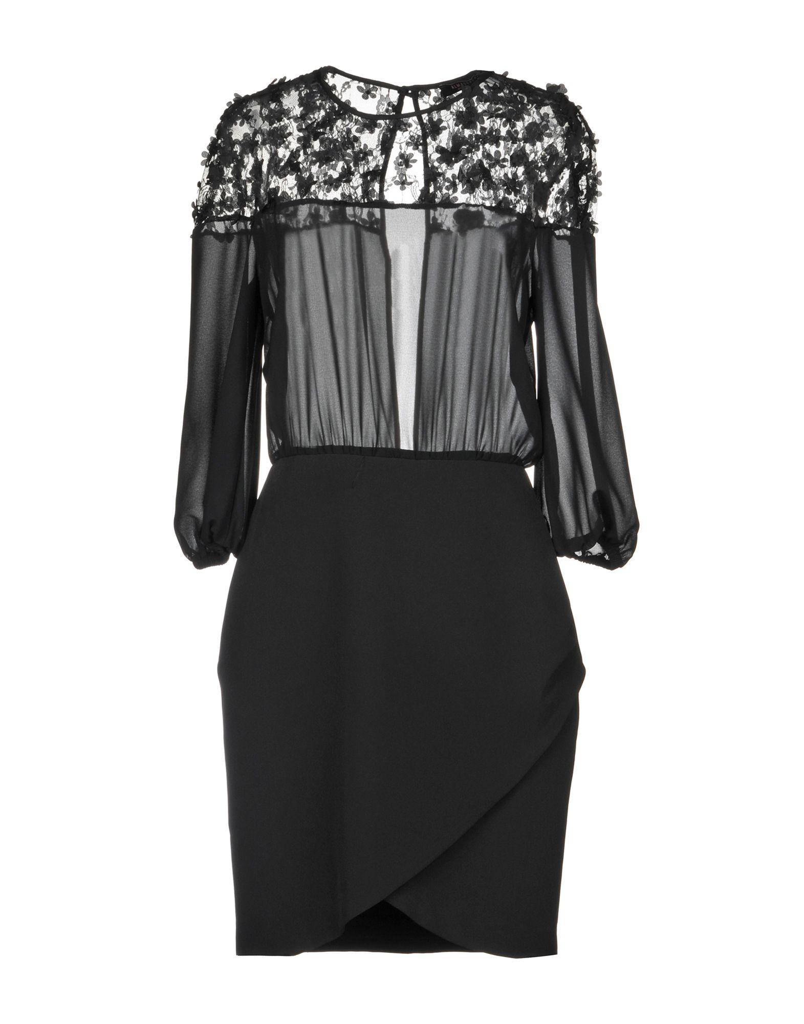 ALMAGORES Короткое платье цена 2017