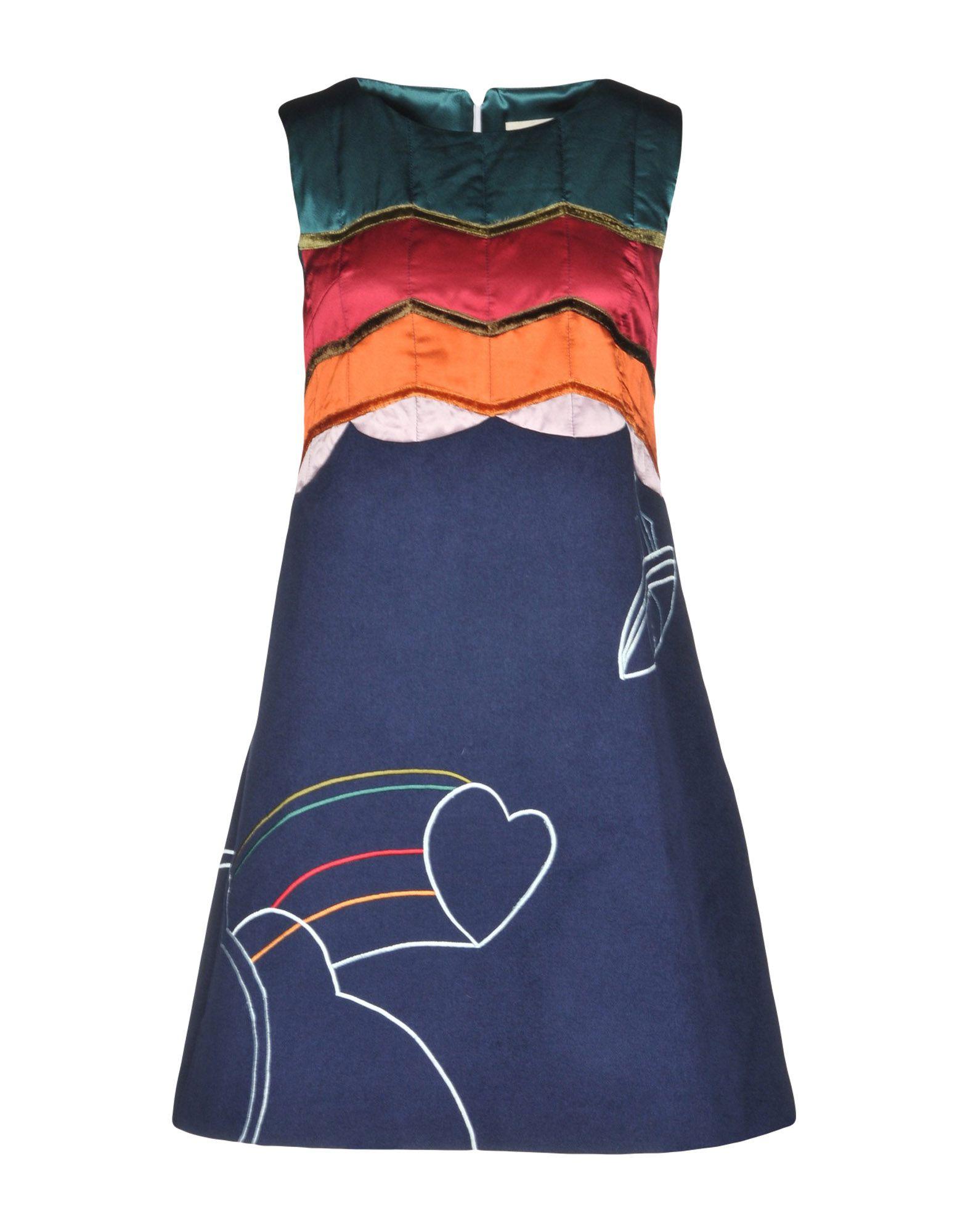 MOON LEE Короткое платье платье jacob lee jacob lee ja028egjel01