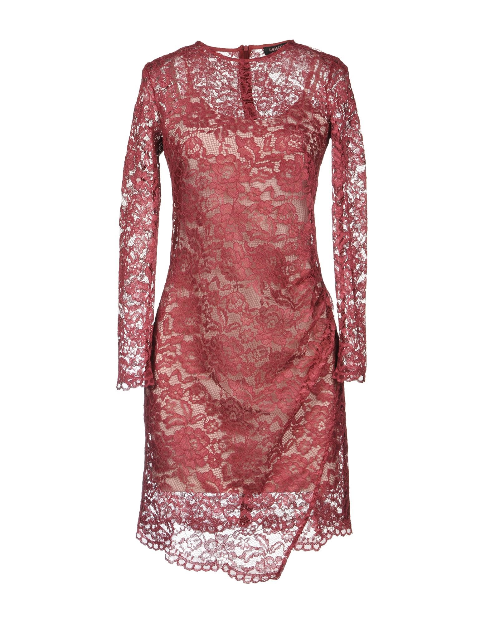 ALMAGORES Платье до колена almagores короткое платье