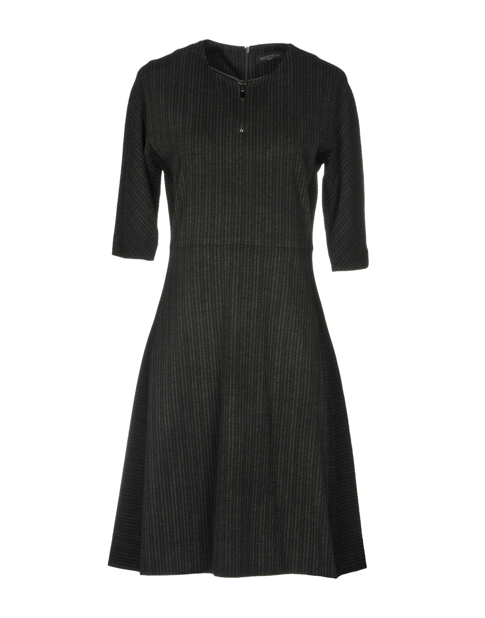 ANTONELLI Платье до колена antonelli платье до колена