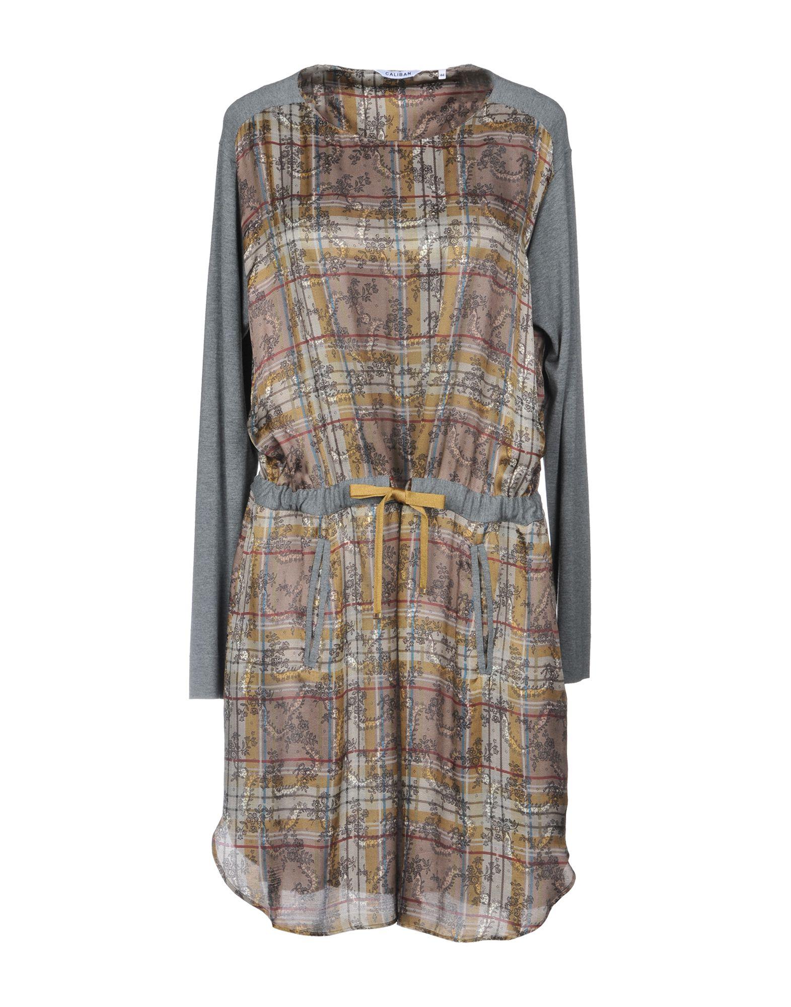 CALIBAN Короткое платье achillea короткое платье