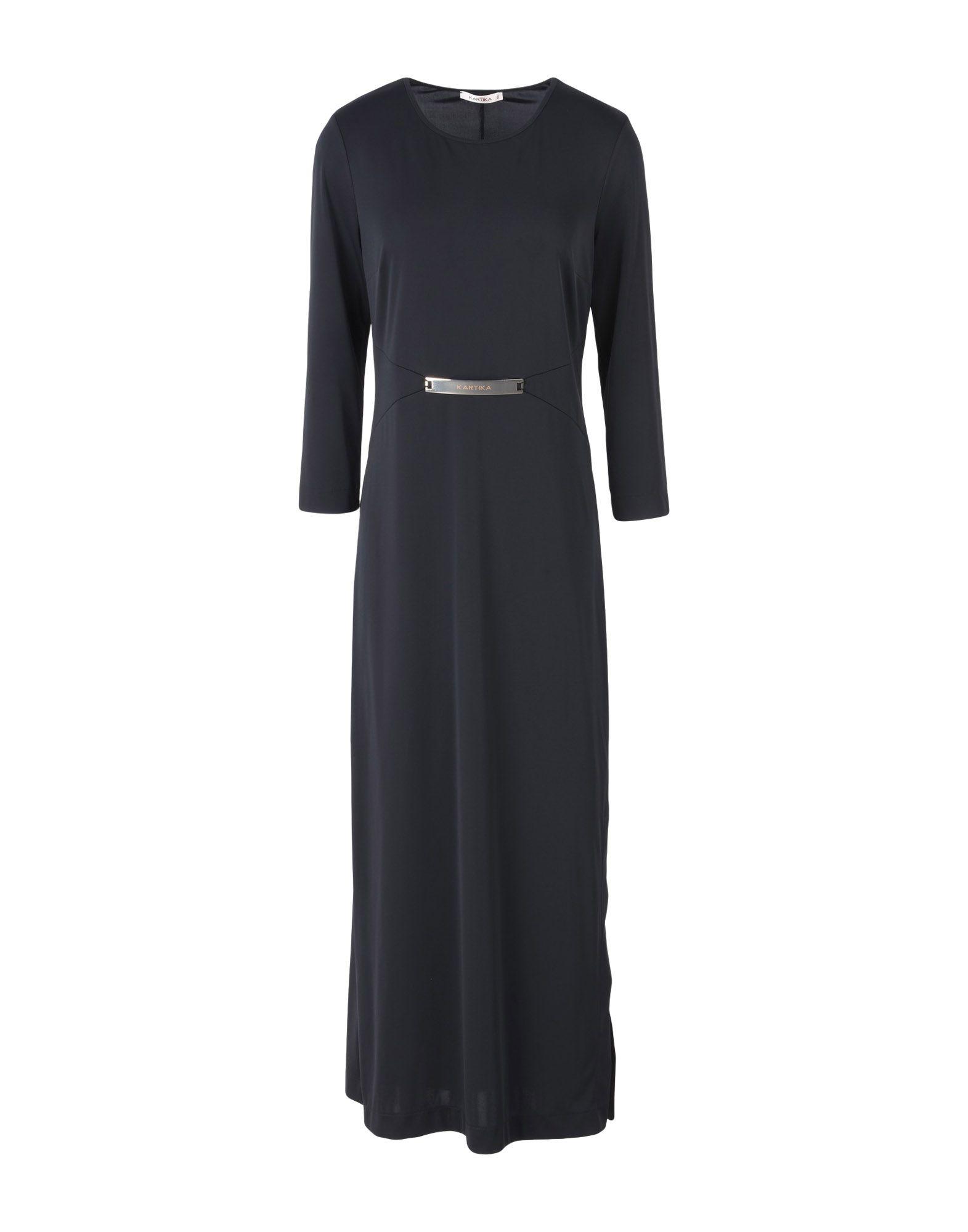 KARTIKA Платье длиной 3/4 topshop платье длиной 3 4