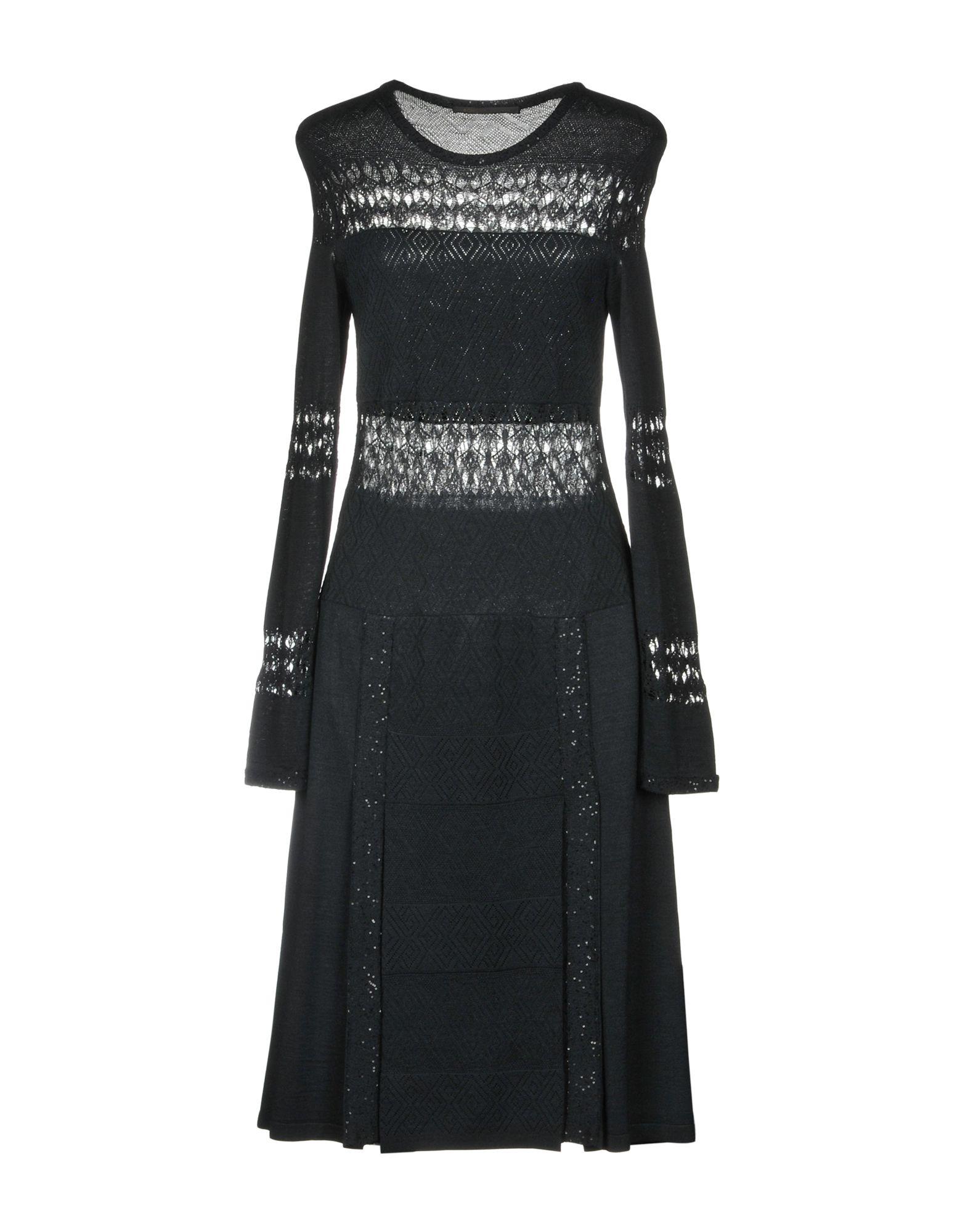 AGNONA Платье до колена agnona платок