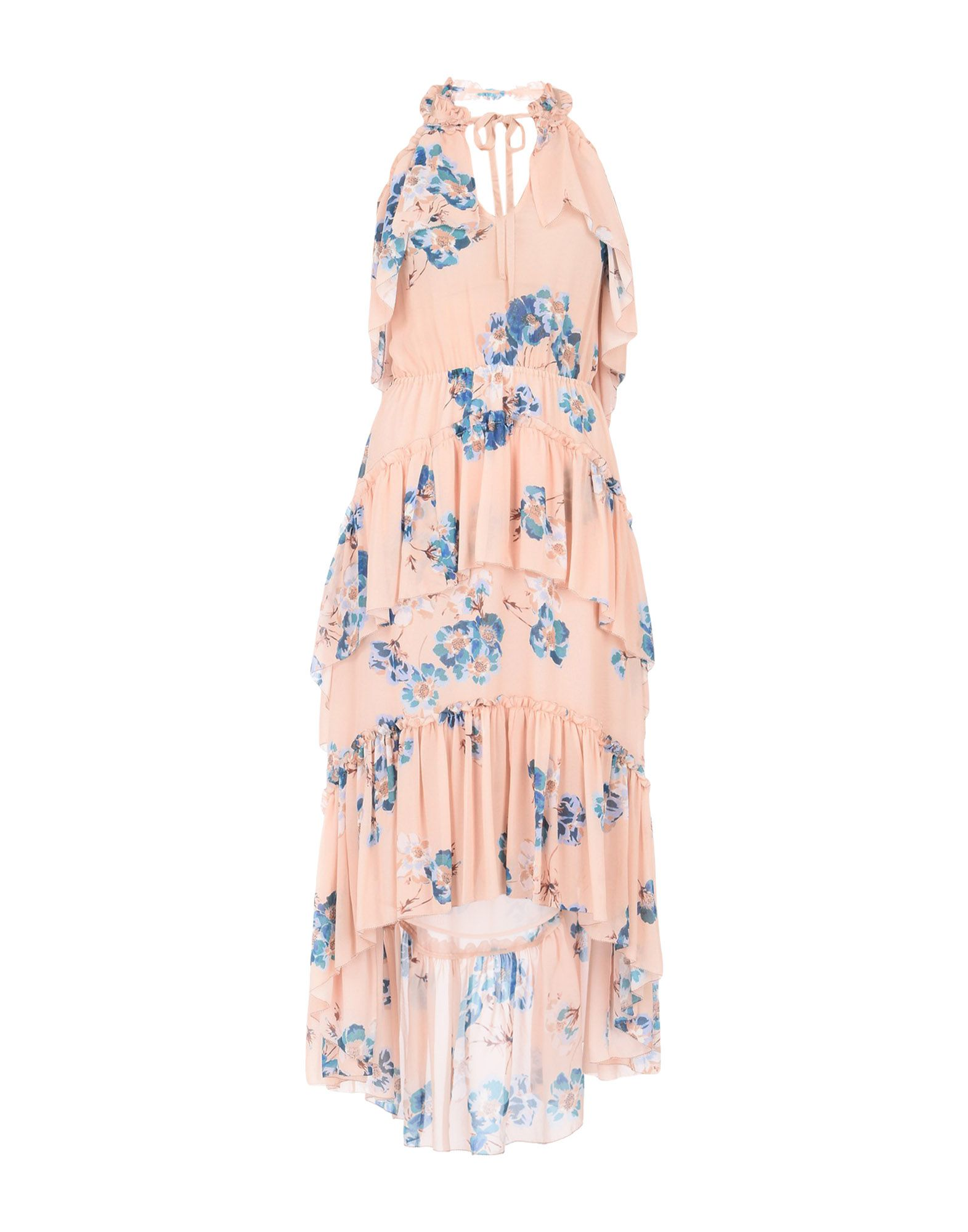 ULLA JOHNSON Платье длиной 3/4 платье ulla popken ulla popken ul002ewwcf70