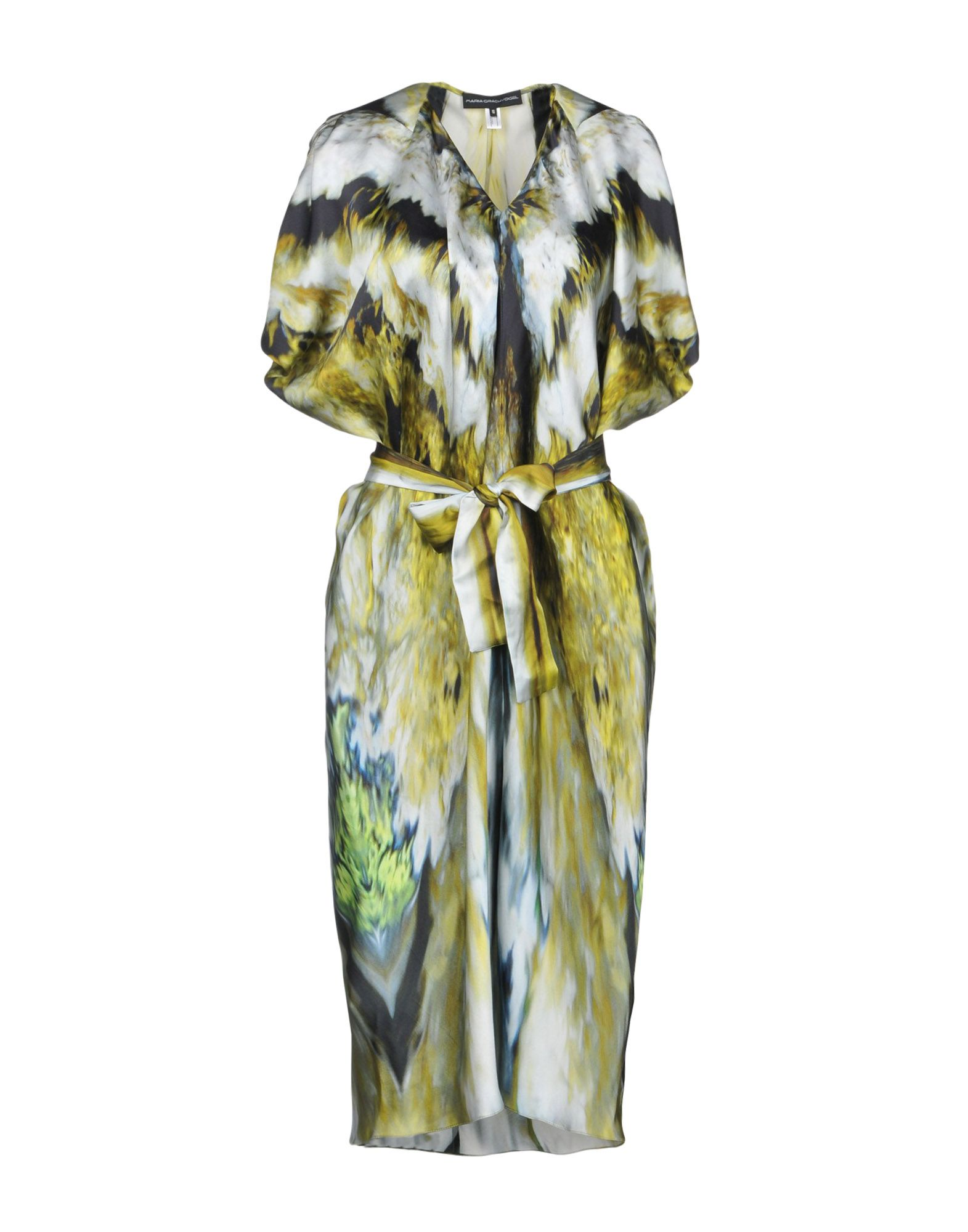 MARIA GRACHVOGEL Платье до колена