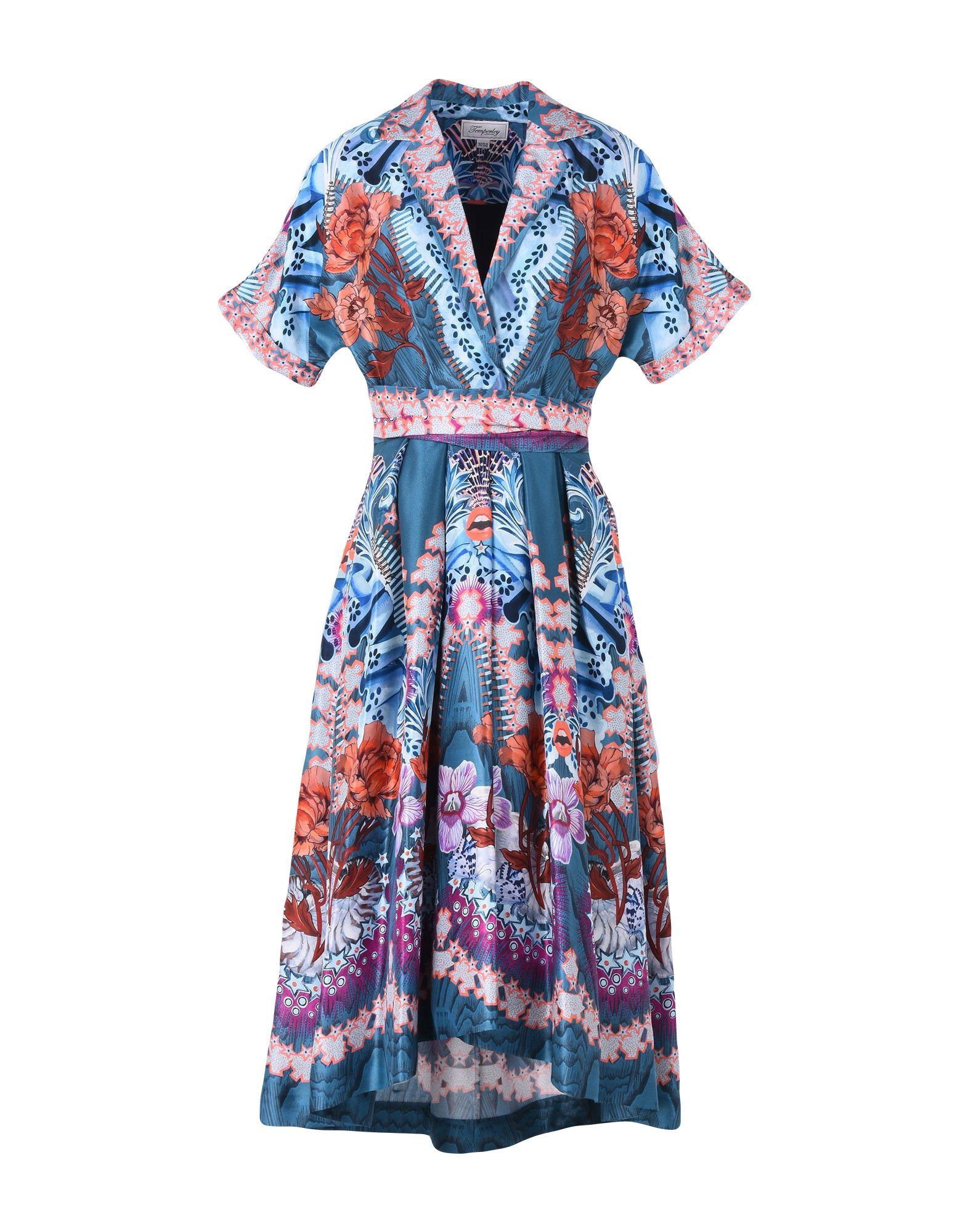 где купить TEMPERLEY LONDON Платье длиной 3/4 по лучшей цене