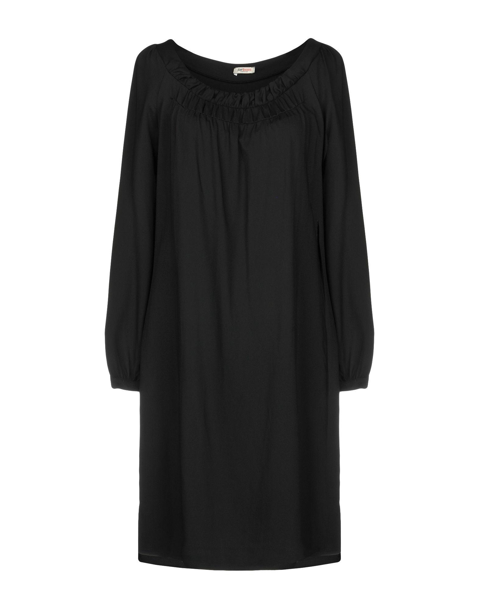 ROŸ ROGER'S Короткое платье