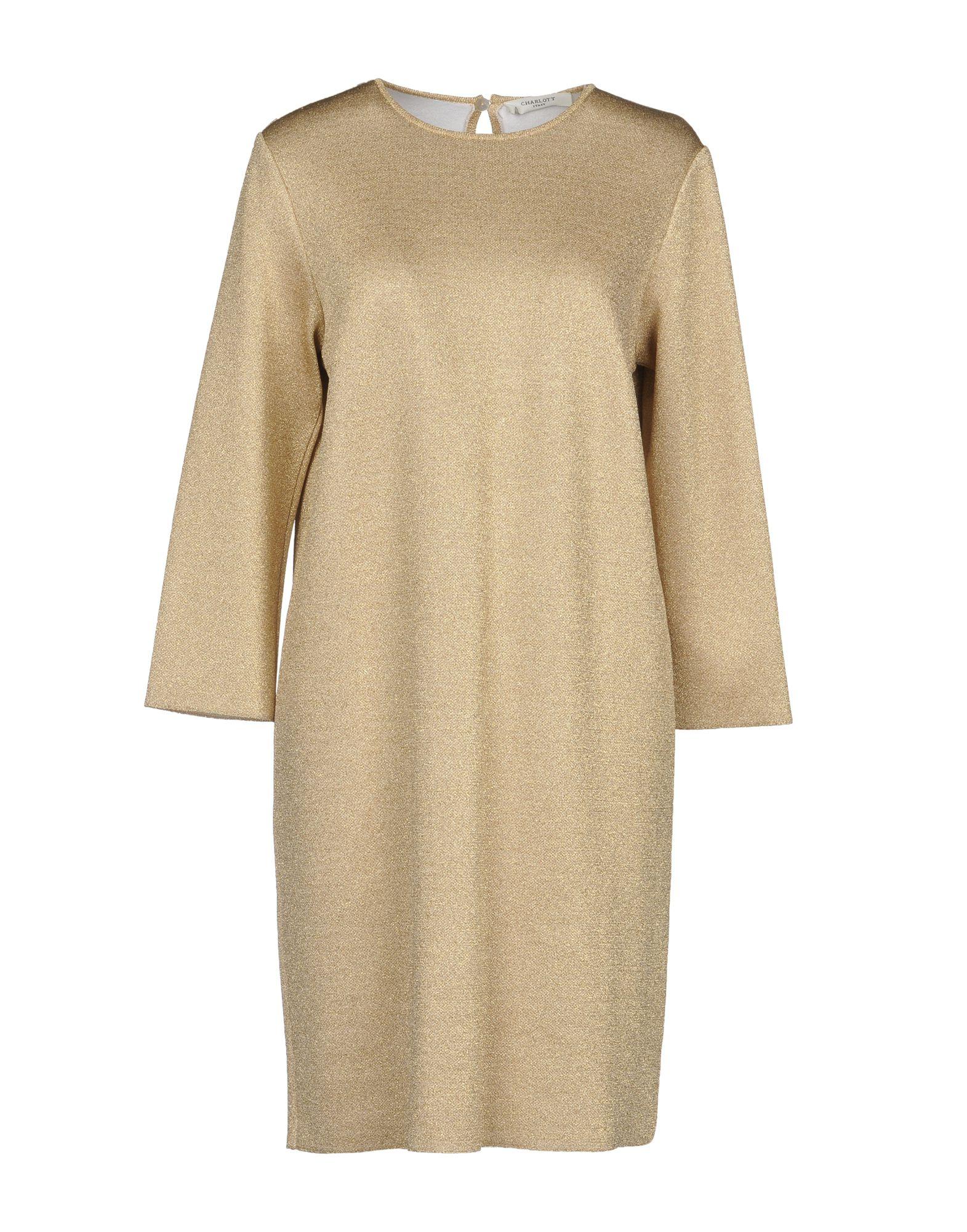 CHARLOTT Короткое платье petri короткое платье