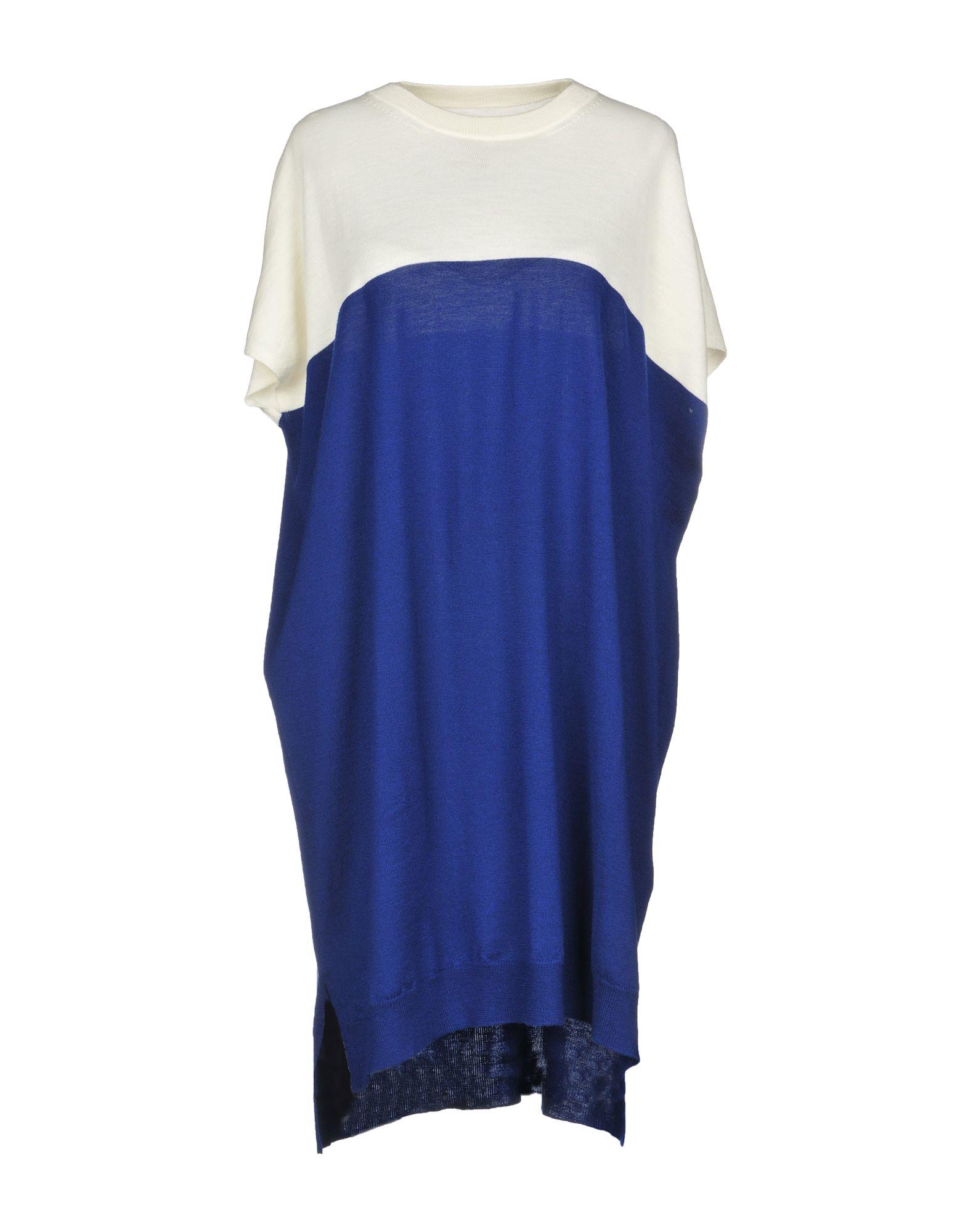 купить MM6 MAISON MARGIELA Короткое платье по цене 9450 рублей