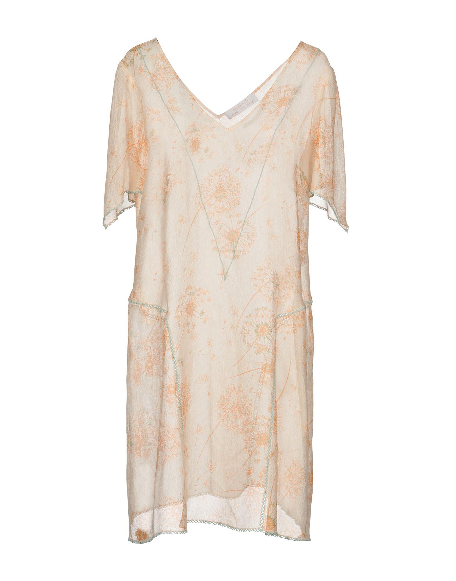 KRISTINA TI Короткое платье цены онлайн
