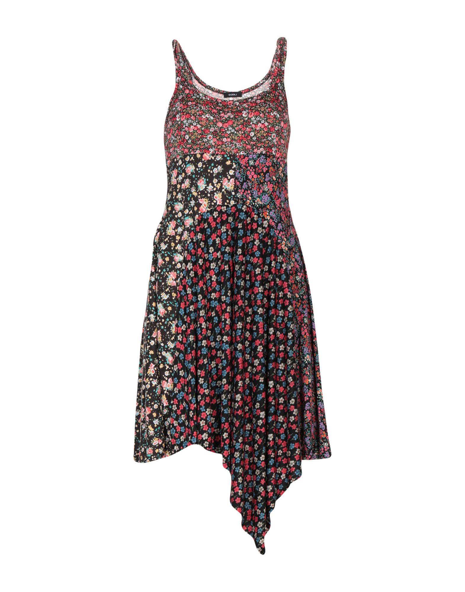 GOEN.J Короткое платье clara kito короткое платье