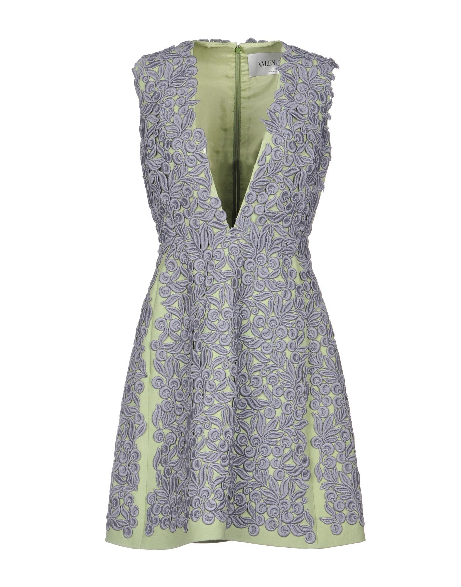 VALENTINO Короткое платье platinor platinor 91750 517