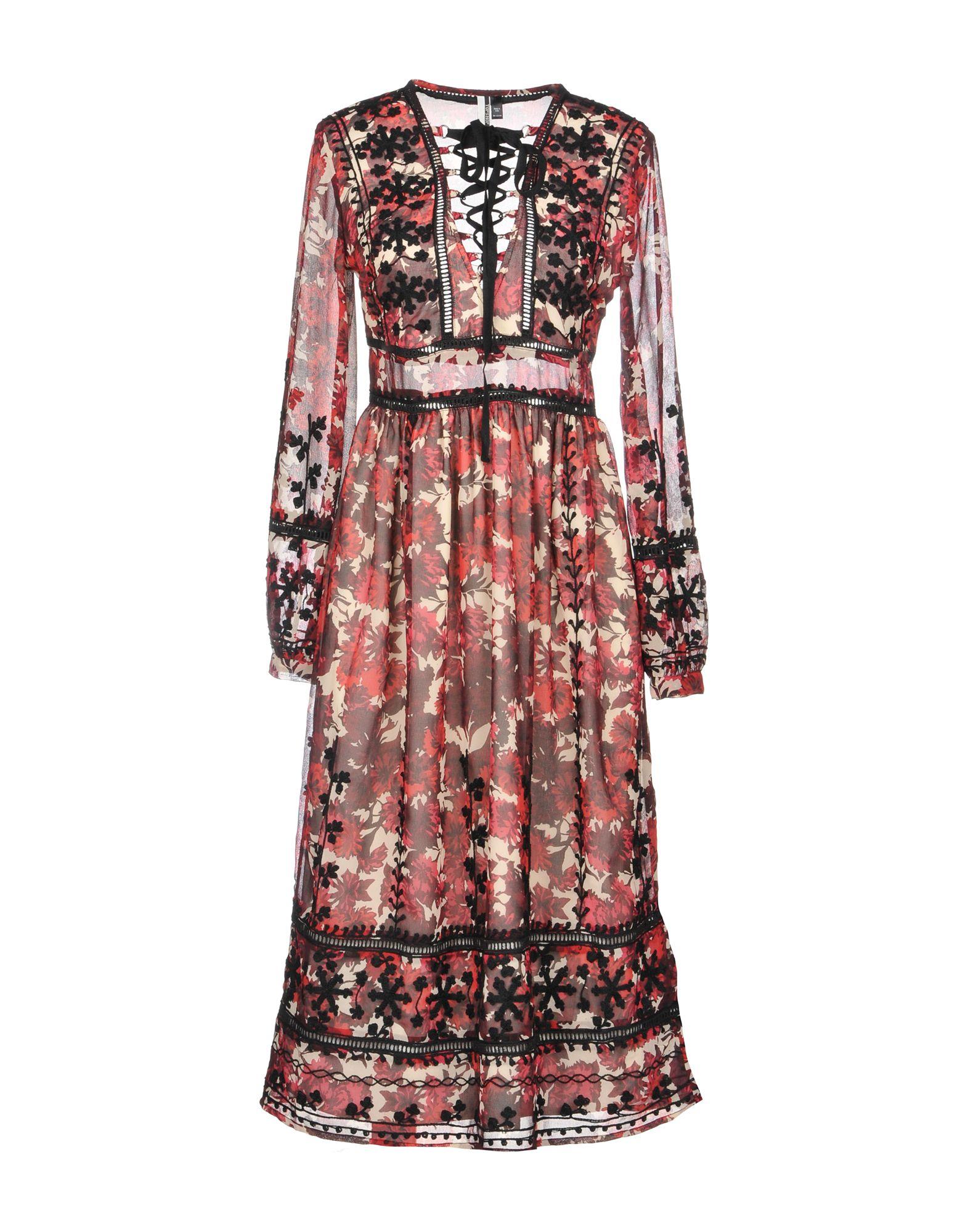 TOPSHOP Платье до колена джемпер motivi motivi mo042ewyrh89