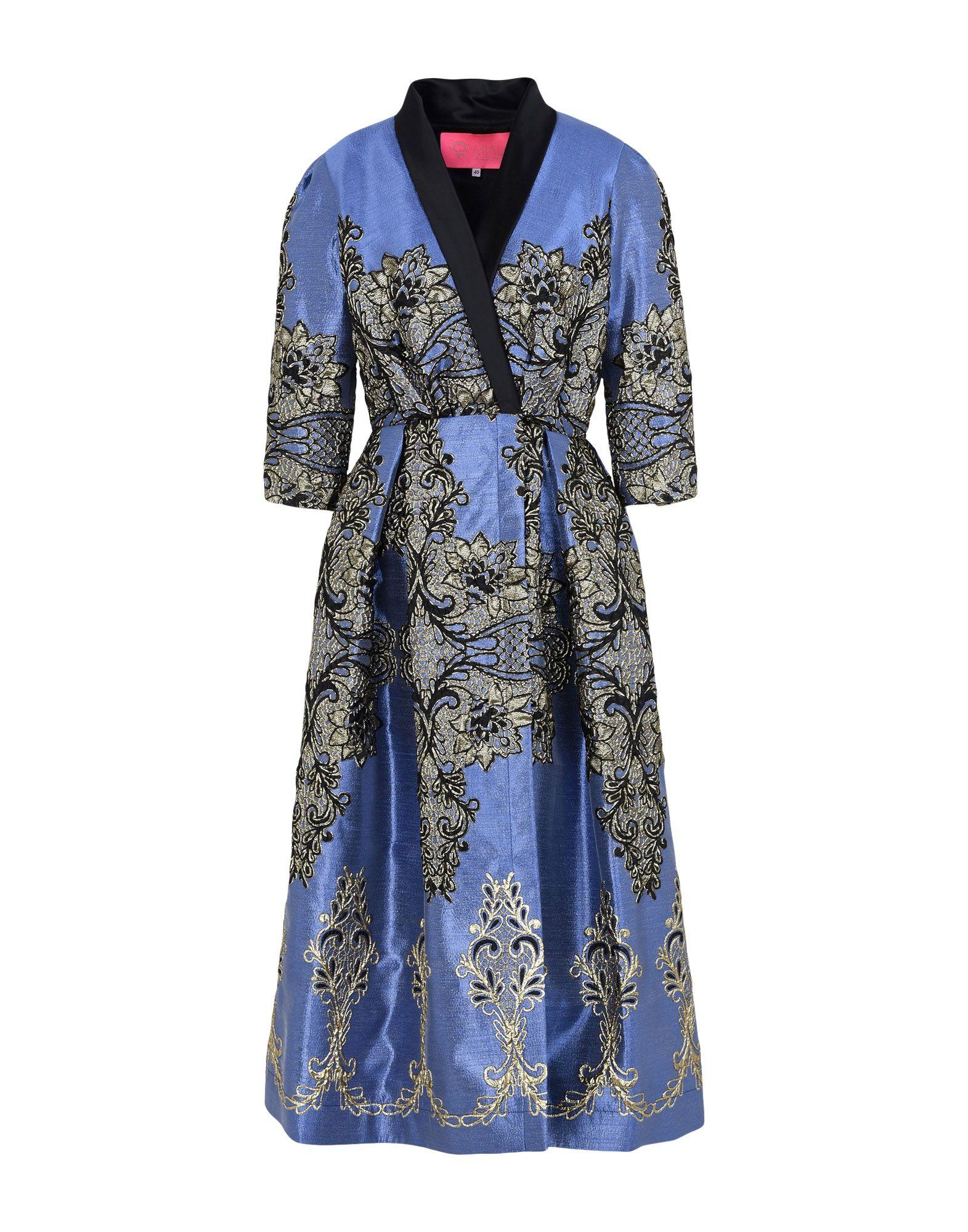 MIAU by CLARA ROTESCU Длинное платье miau by clara rotescu короткое платье