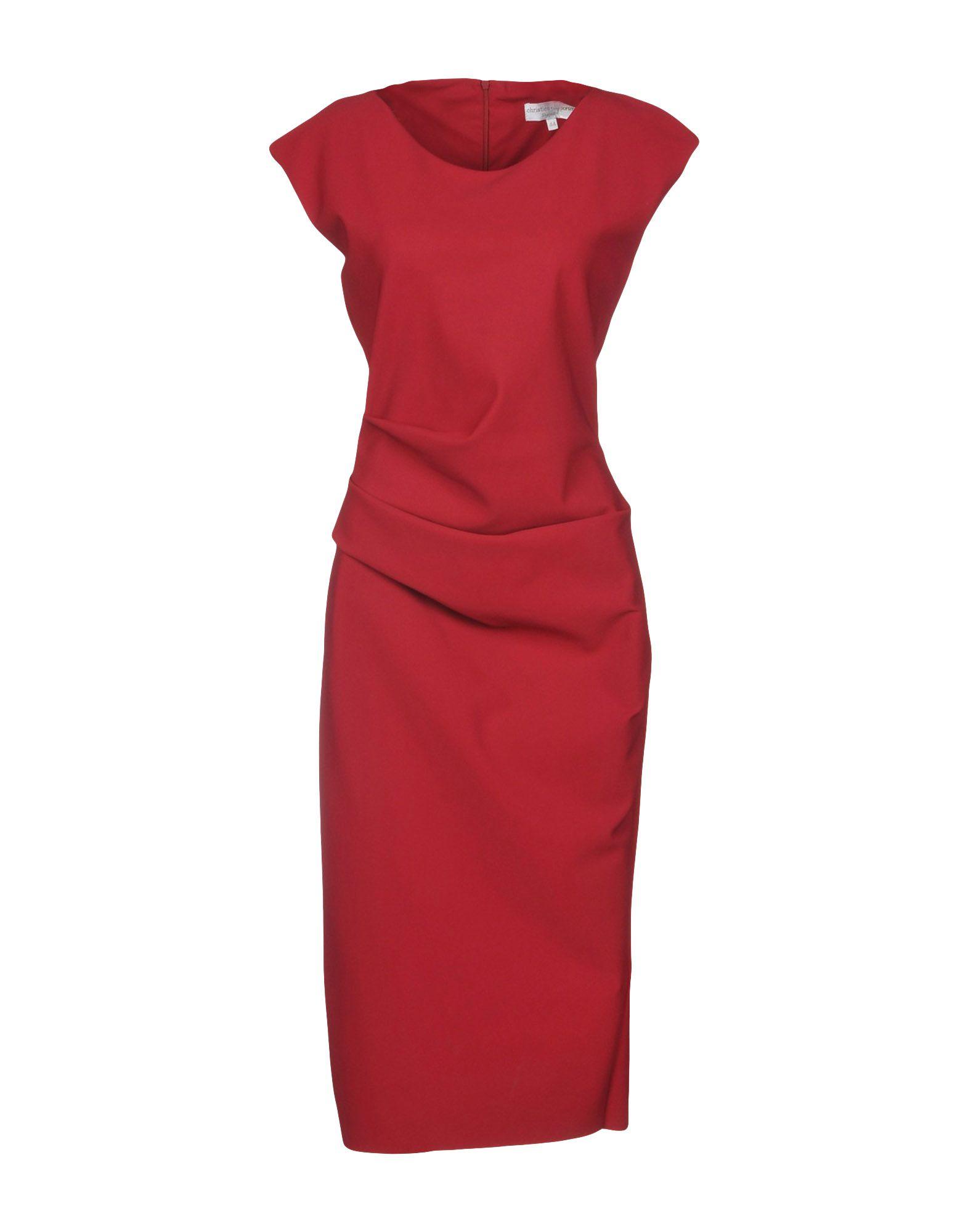 Фото CHRISTIES À PORTER Платье длиной 3/4 часы nixon porter nylon gold white red