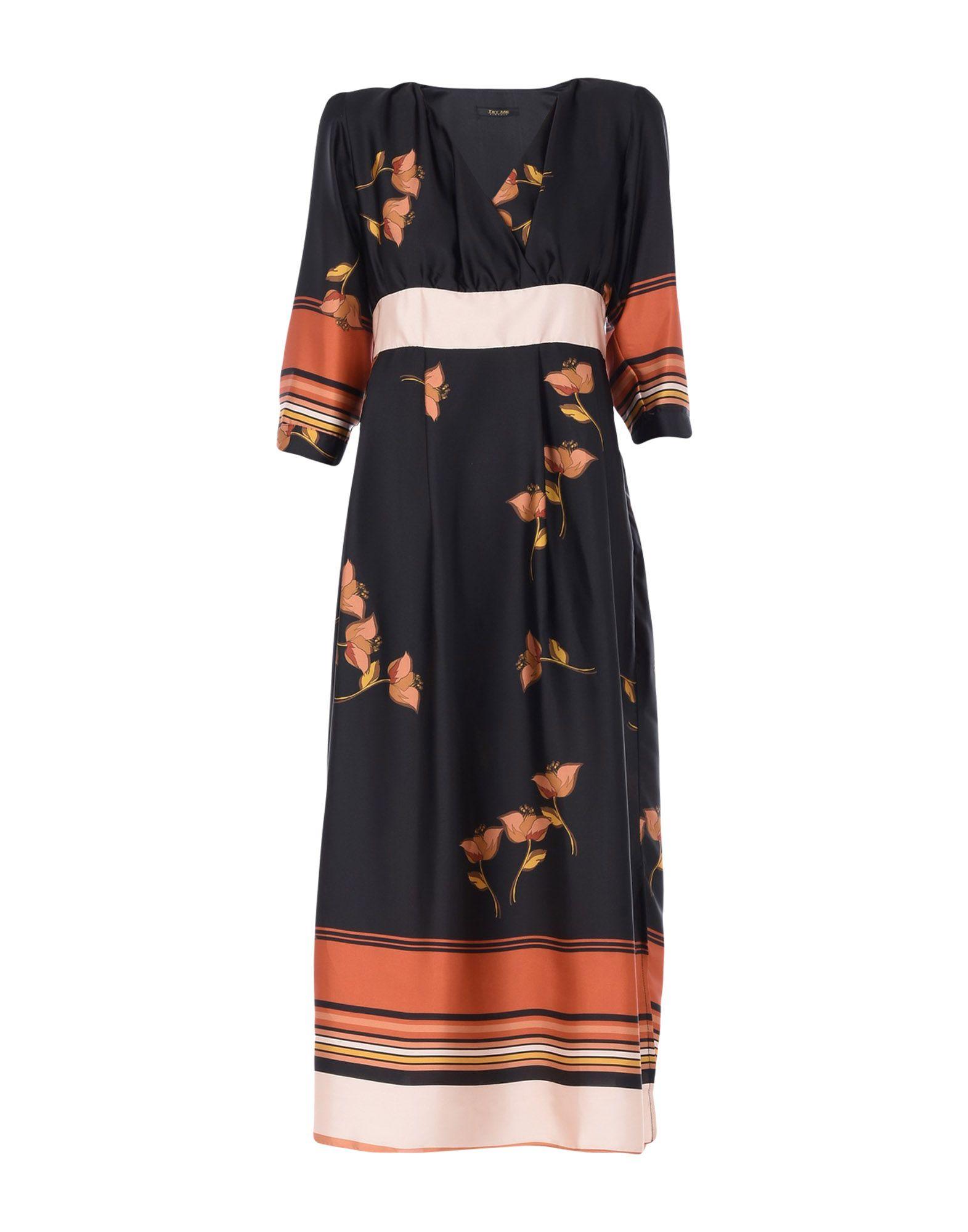 цены TRY ME Длинное платье