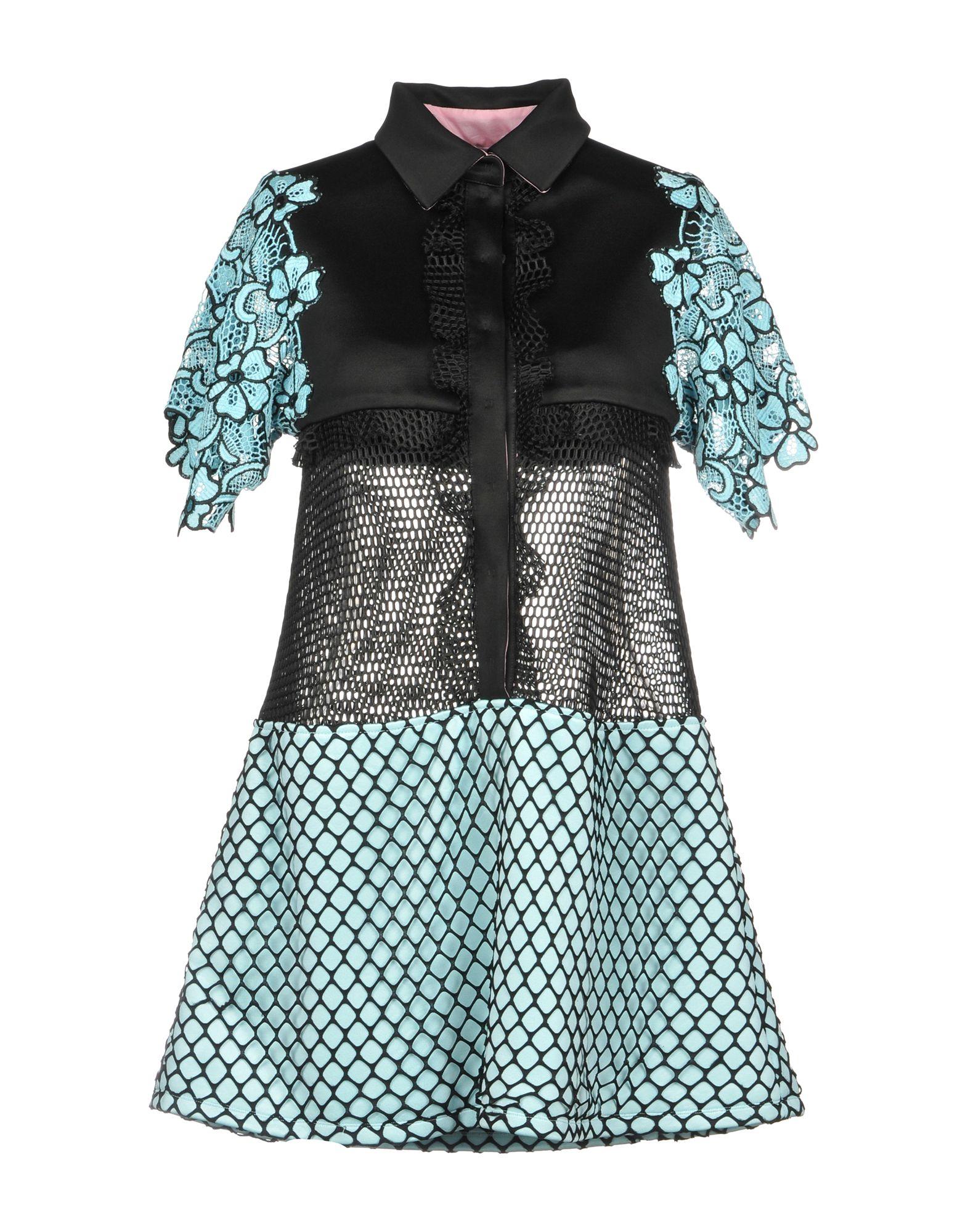 EMANUEL UNGARO Короткое платье цена 2017