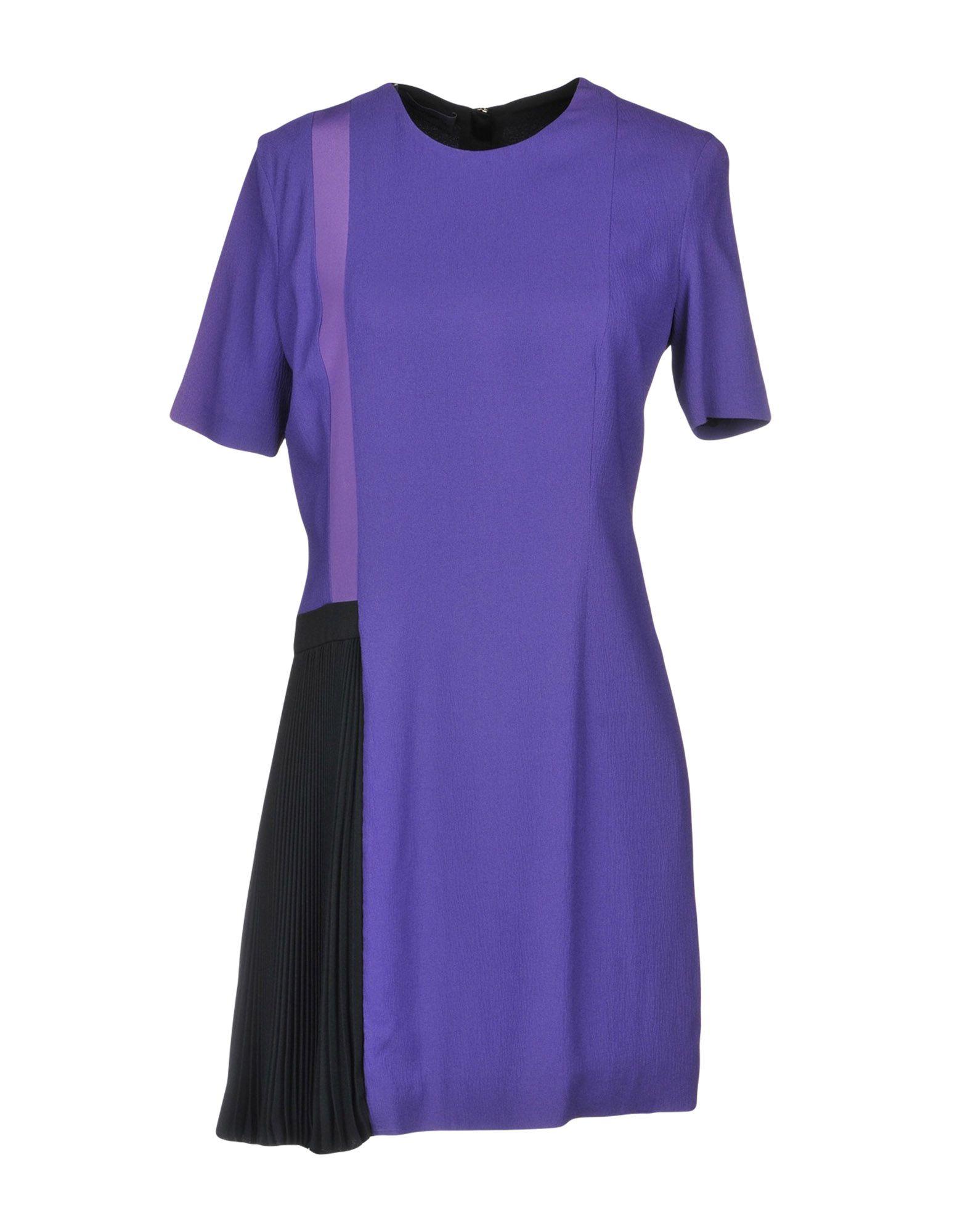 EMANUEL UNGARO Короткое платье