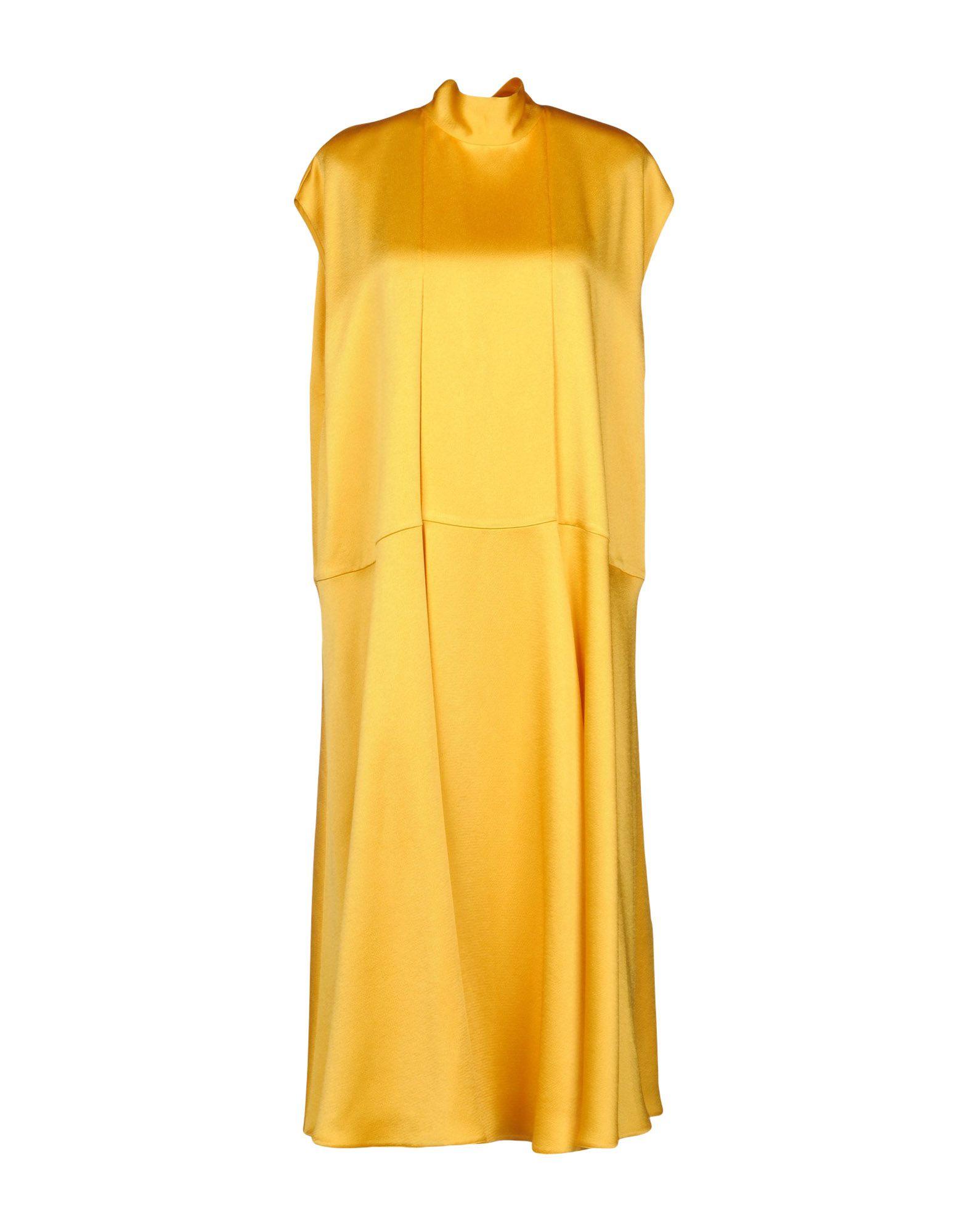 VALENTINO Платье до колена equipment платье до колена