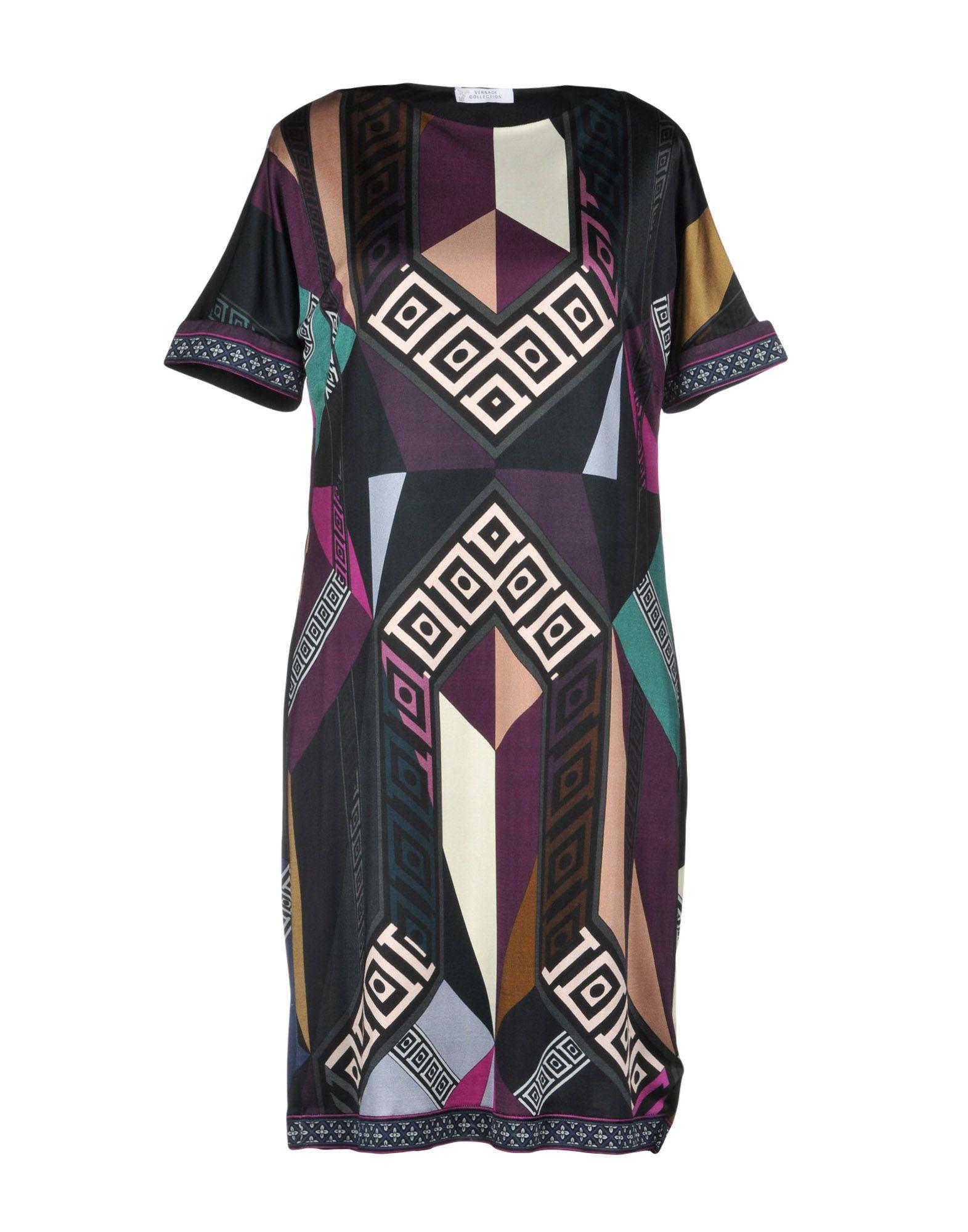 VERSACE | VERSACE COLLECTION Short Dresses 34867113 | Goxip