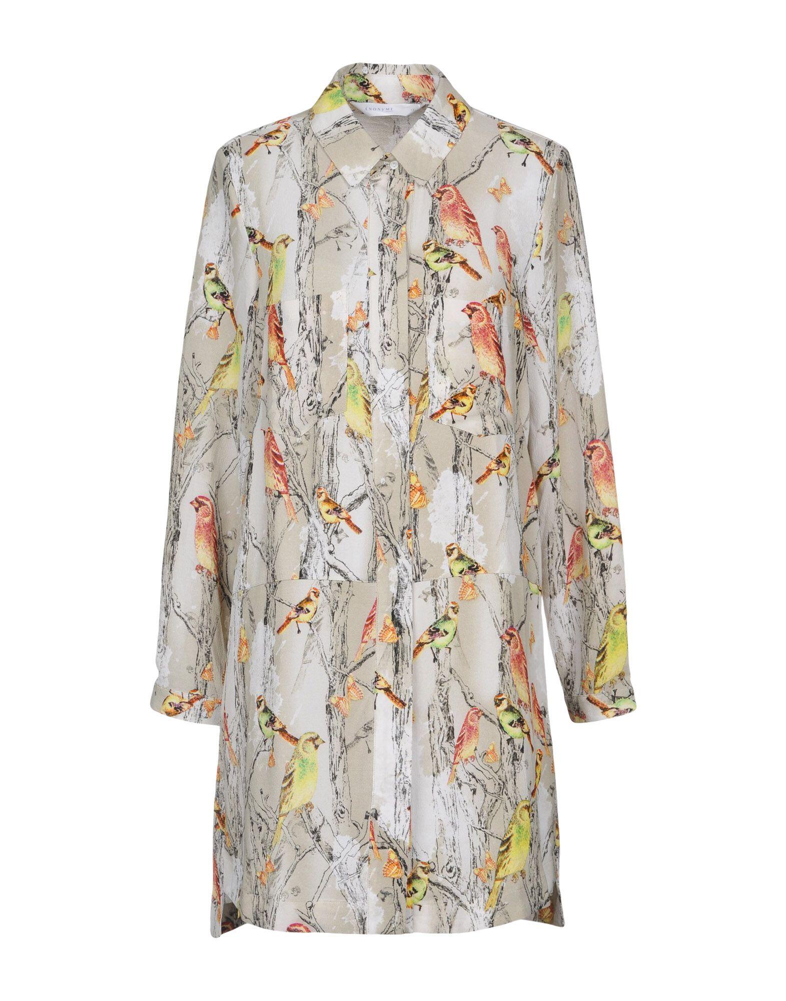 ANONYME DESIGNERS Короткое платье achillea короткое платье