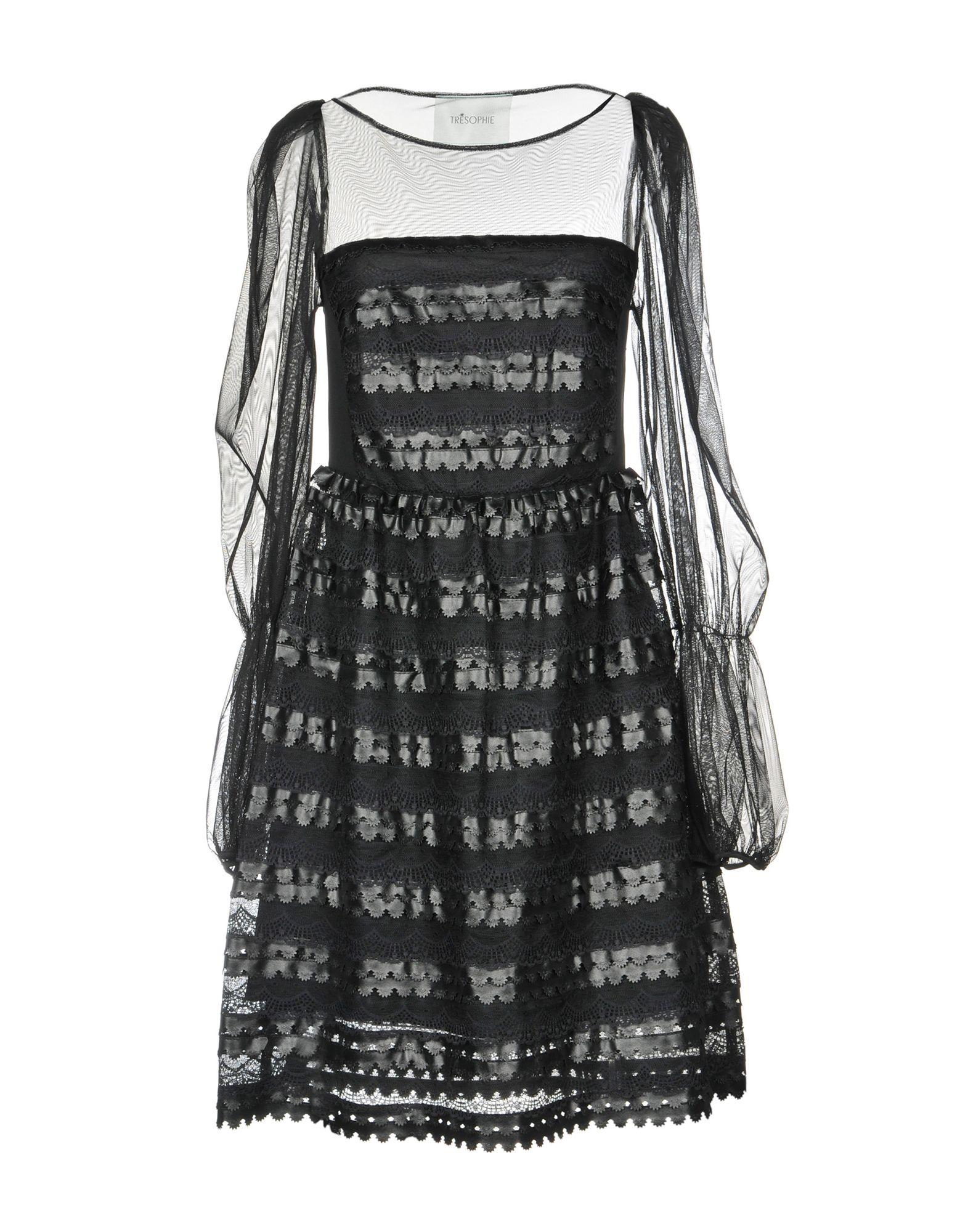 TRESOPHIE Короткое платье petri короткое платье