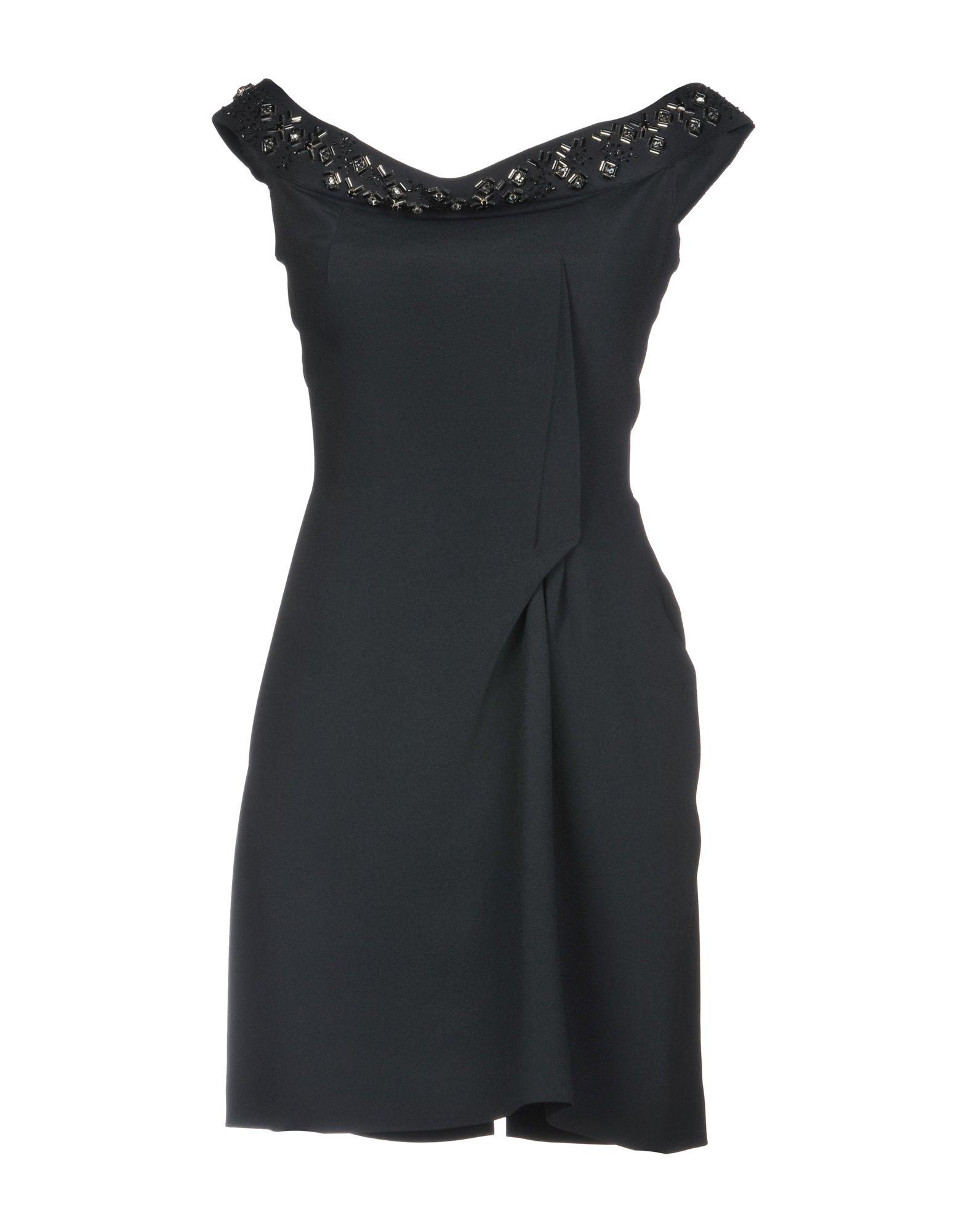купить ROLAND MOURET Короткое платье по цене 18100 рублей