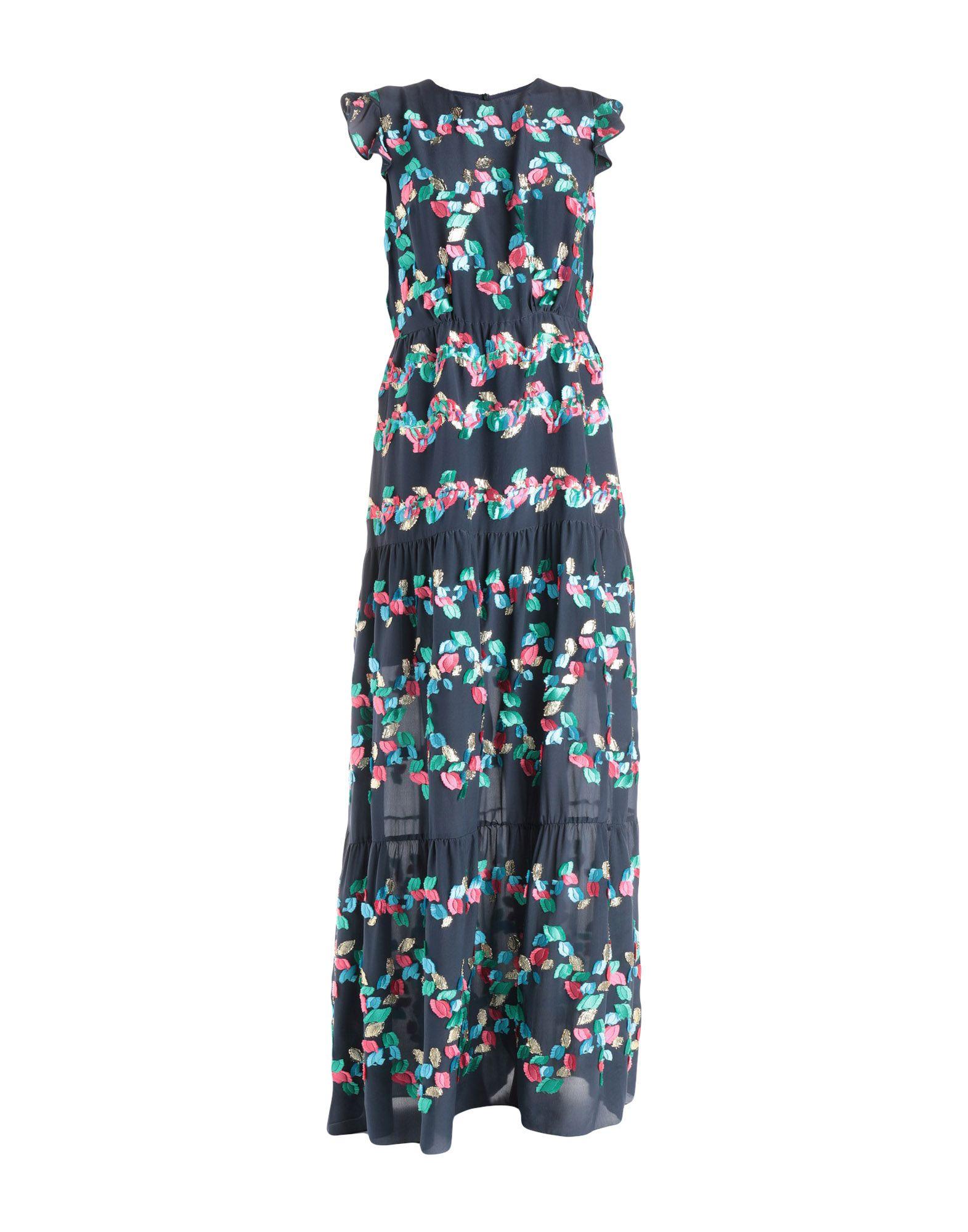 Фото - PETER PILOTTO Длинное платье peter hadley sport футболка