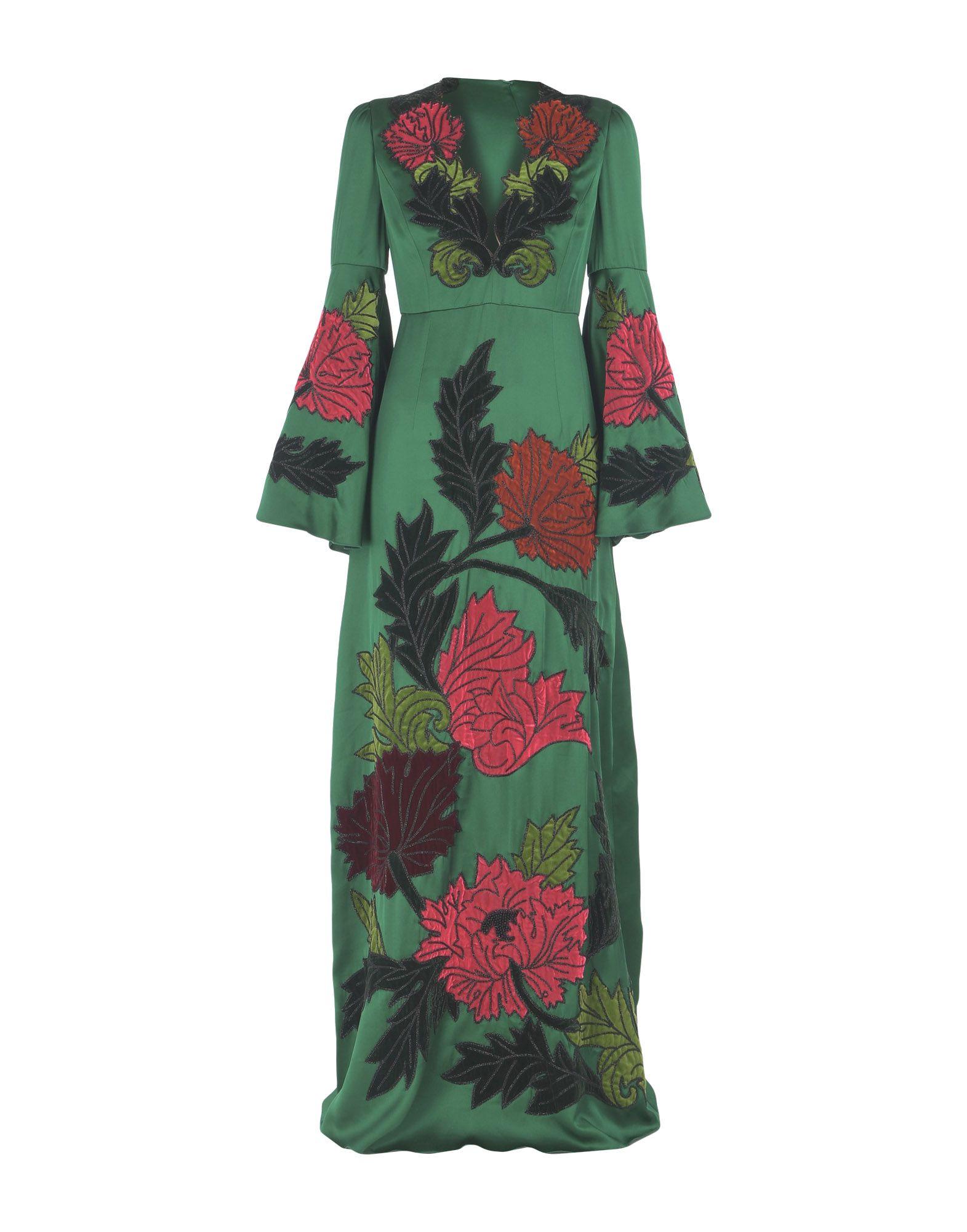 ANDREW GN Длинное платье цена 2017