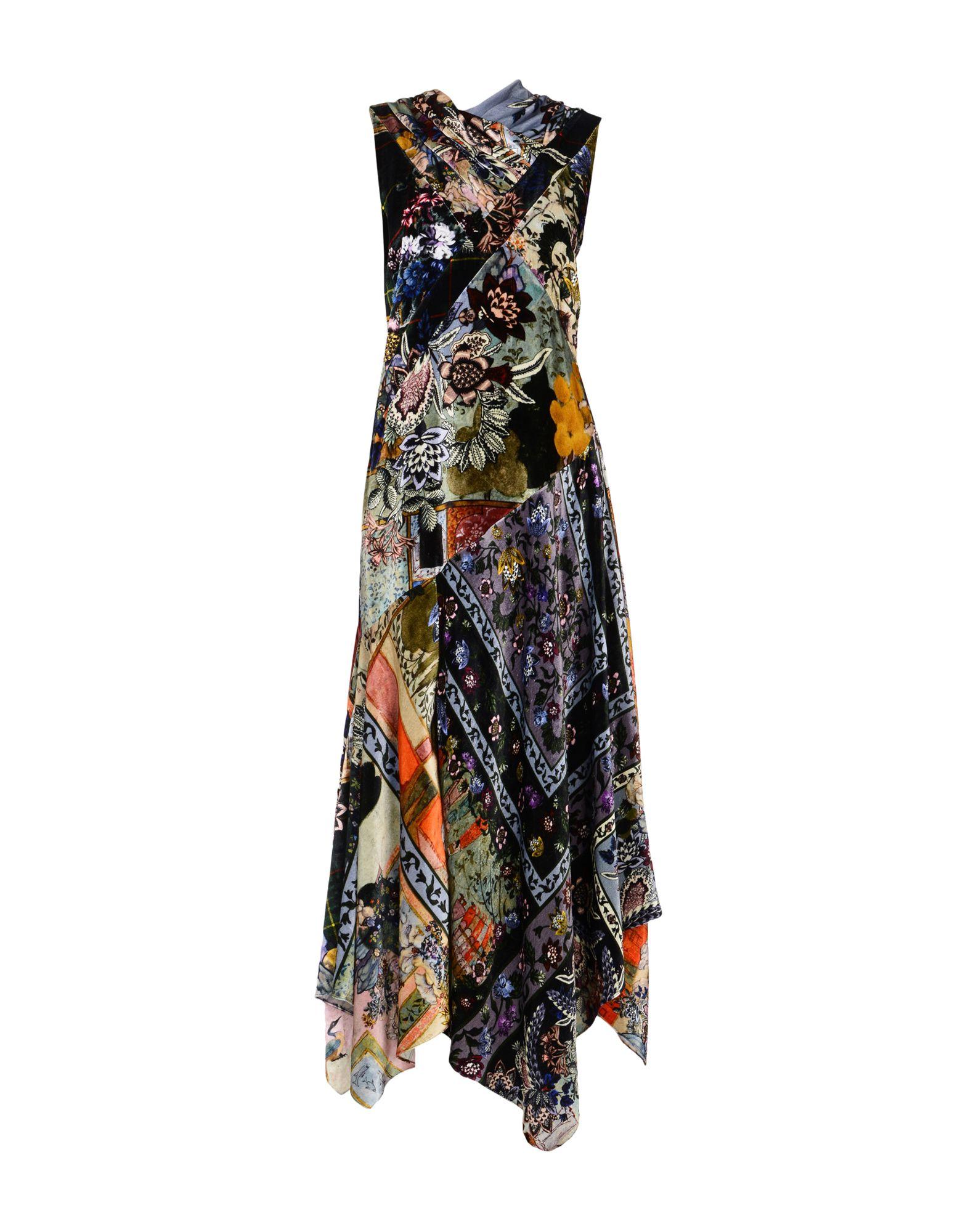 где купить ERDEM Платье длиной 3/4 по лучшей цене