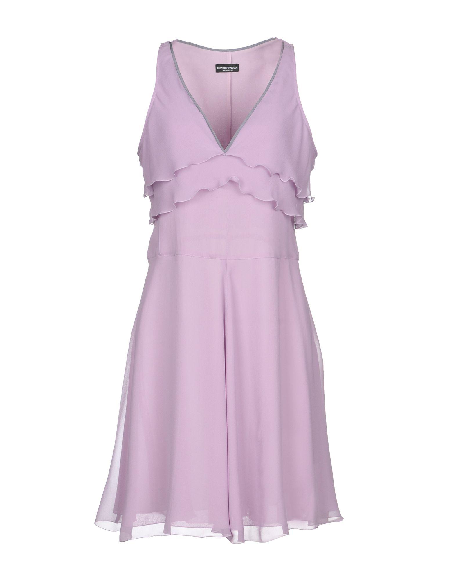 EMPORIO ARMANI Короткое платье сумка guess hwvg64 22150 wmt