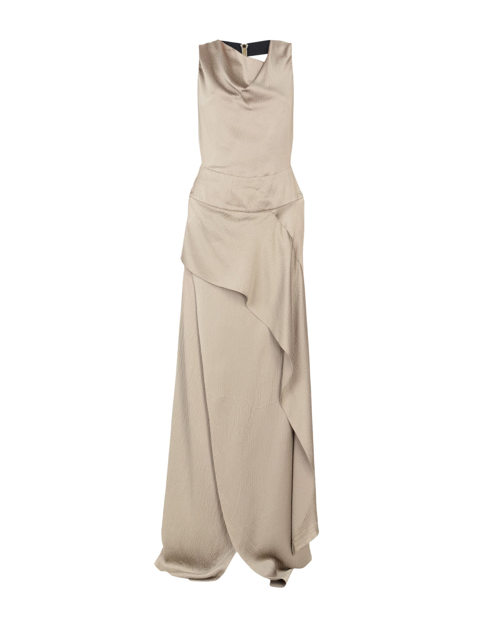 ROLAND MOURET Длинное платье julia jentzsch длинное платье