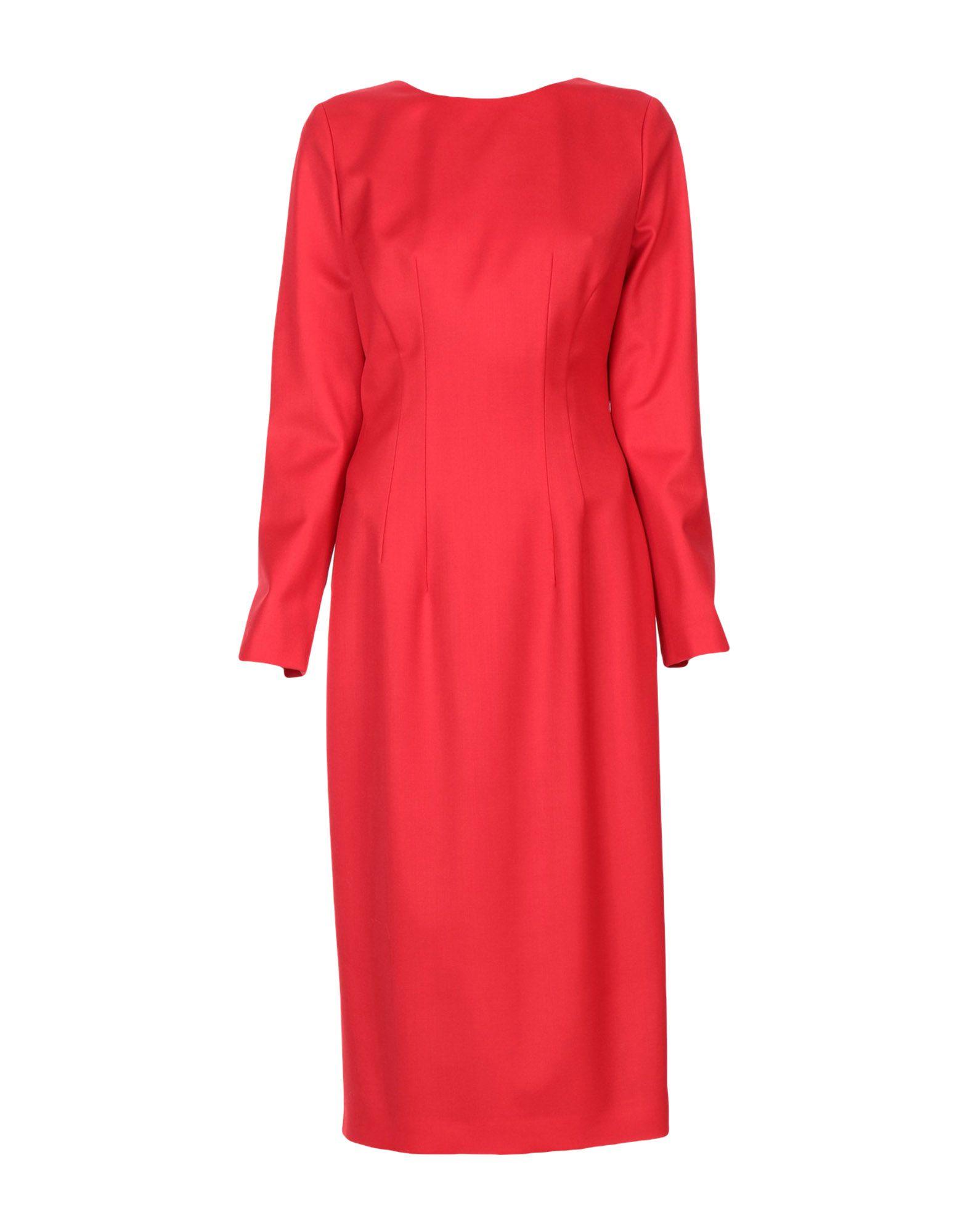 SARA BATTAGLIA Платье длиной 3/4 sara battaglia короткое платье