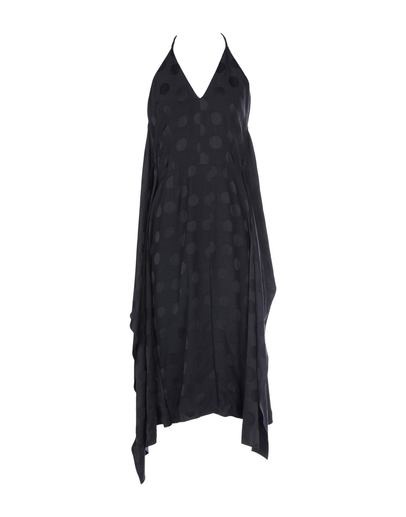 MARTIN GRANT Платье длиной 3/4 martin grant бюстье