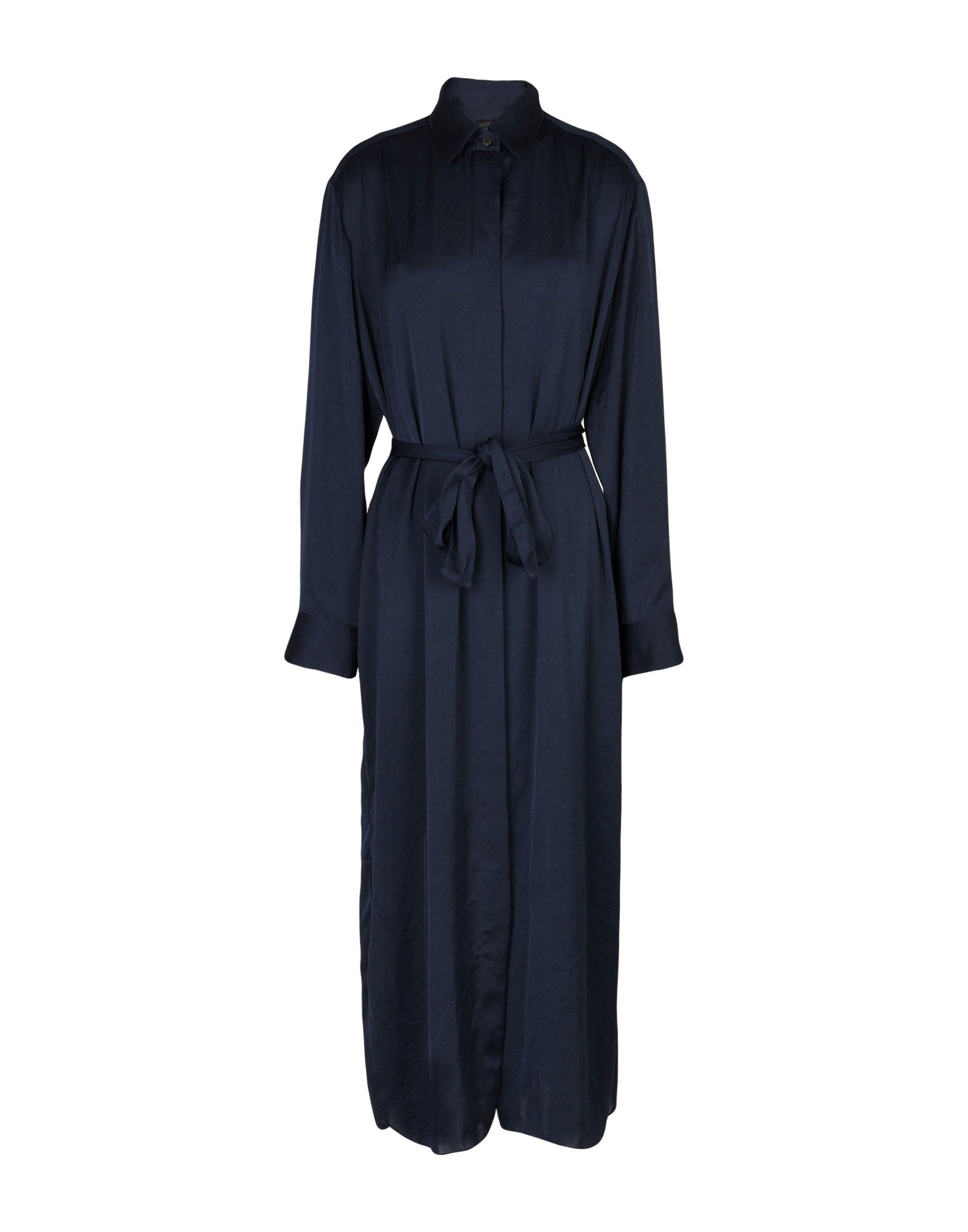 THE ROW Длинное платье платье рубашка fox yulia sway платье рубашка fox