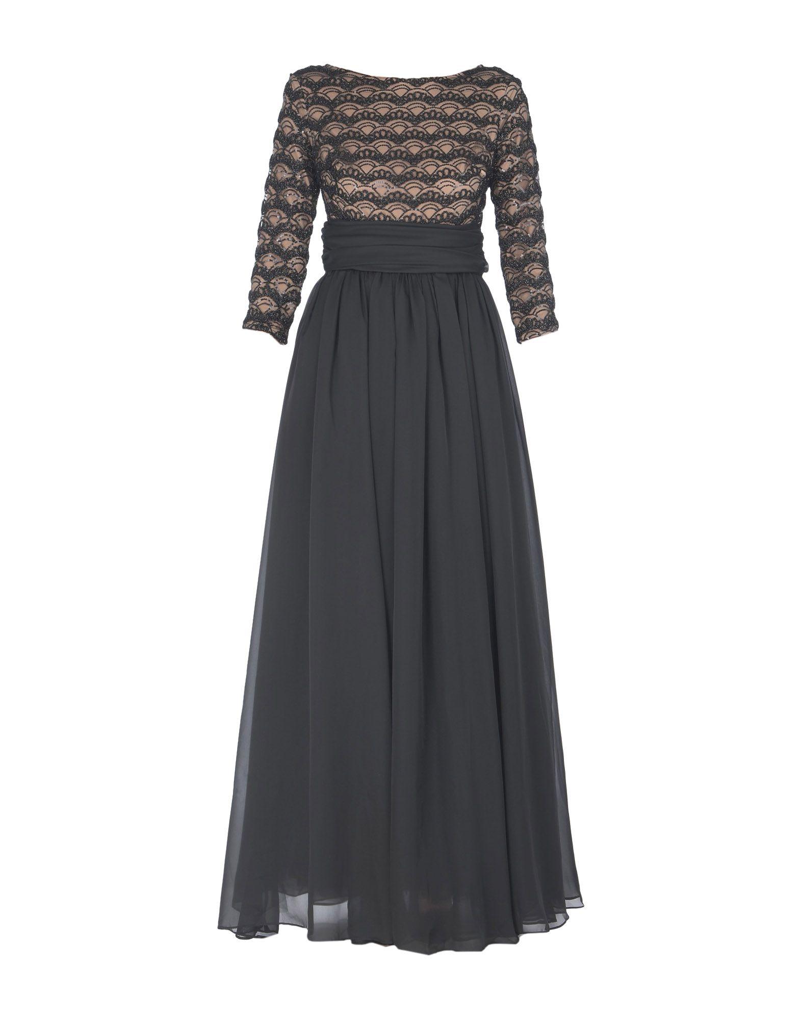 LEA LIS Длинное платье