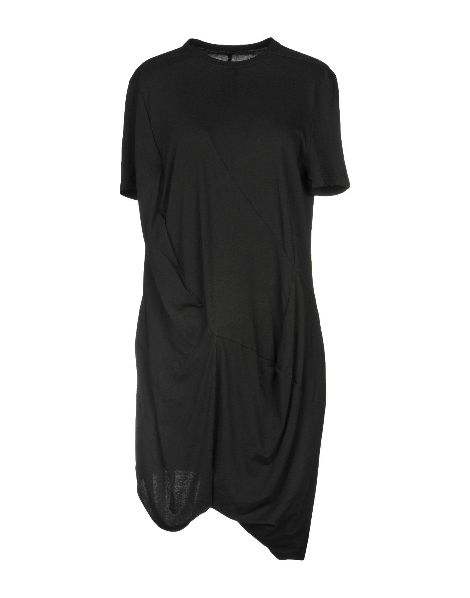 DRKSHDW by RICK OWENS Короткое платье пуловер quelle rick cardona by heine 6170